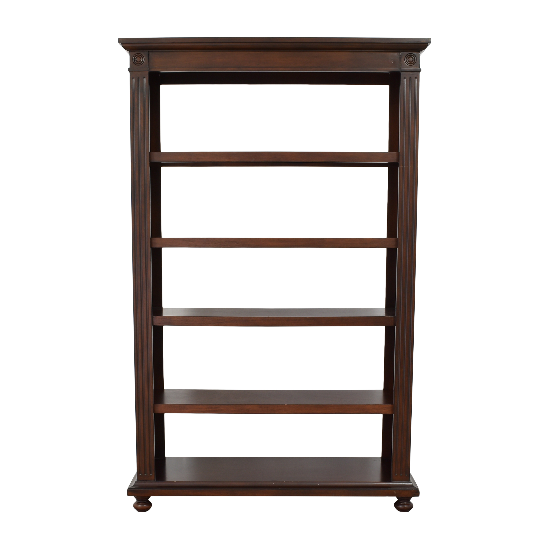 Modern Open Bookcase on sale