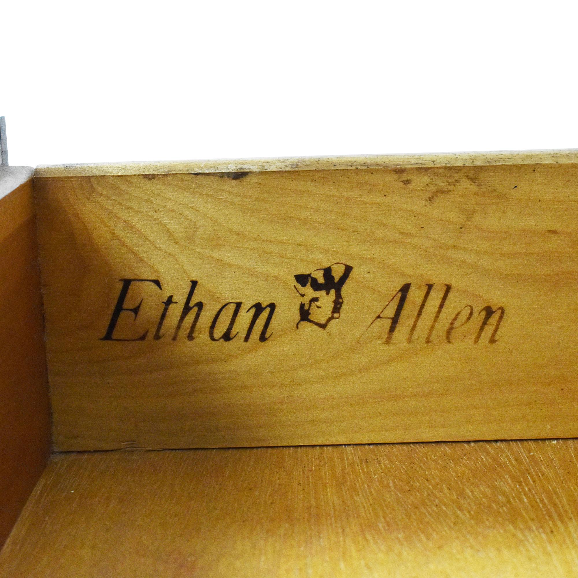 Ethan Allen Ethan Allen Drop-Leaf Server for sale