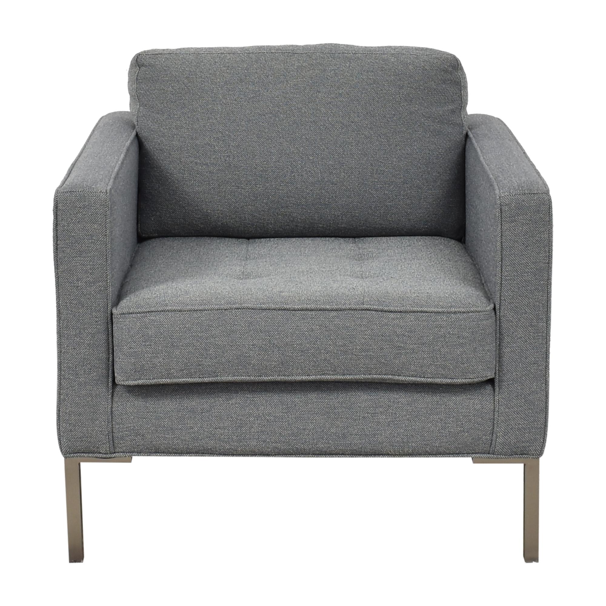 Blu Dot Blu Dot Paramount Lounge Chair Chairs