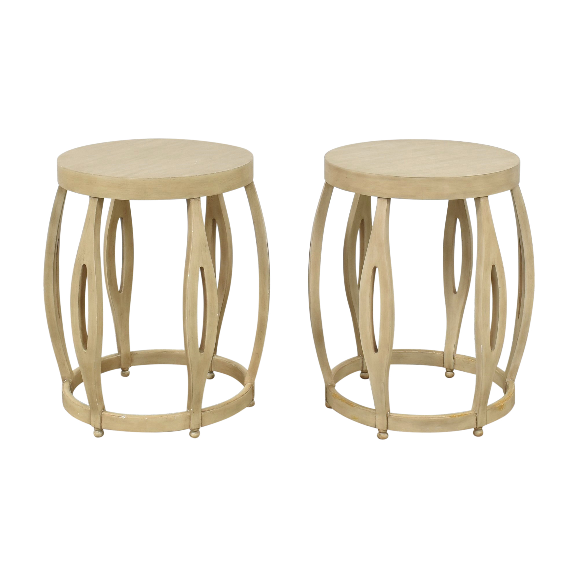Kathy Kuo Home Kathy Kuo Home Drum End Tables price