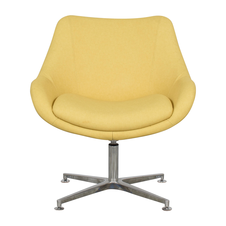 Kimball Kimball Bloom Swivel Lounge Chair discount