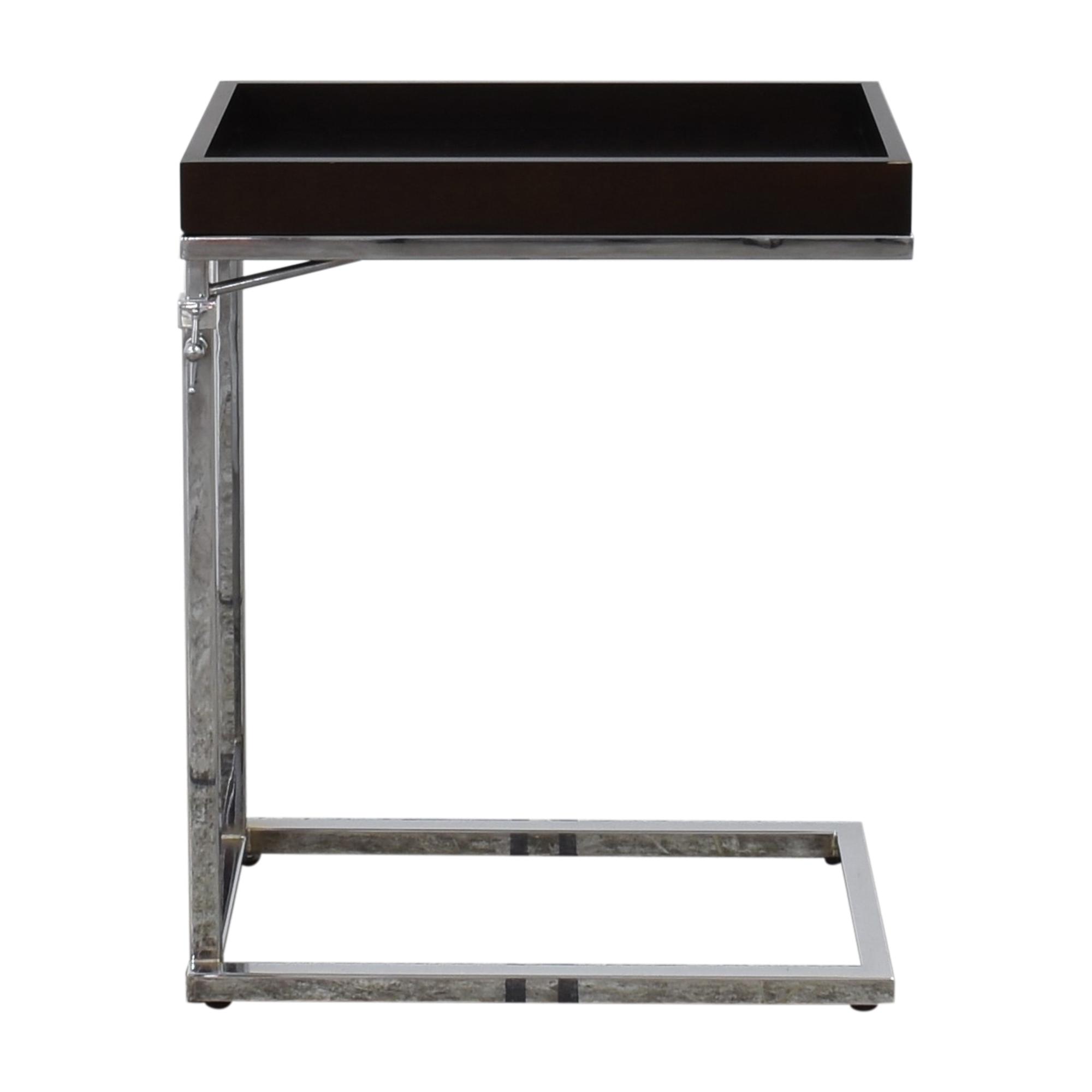 Adjustable End Table on sale