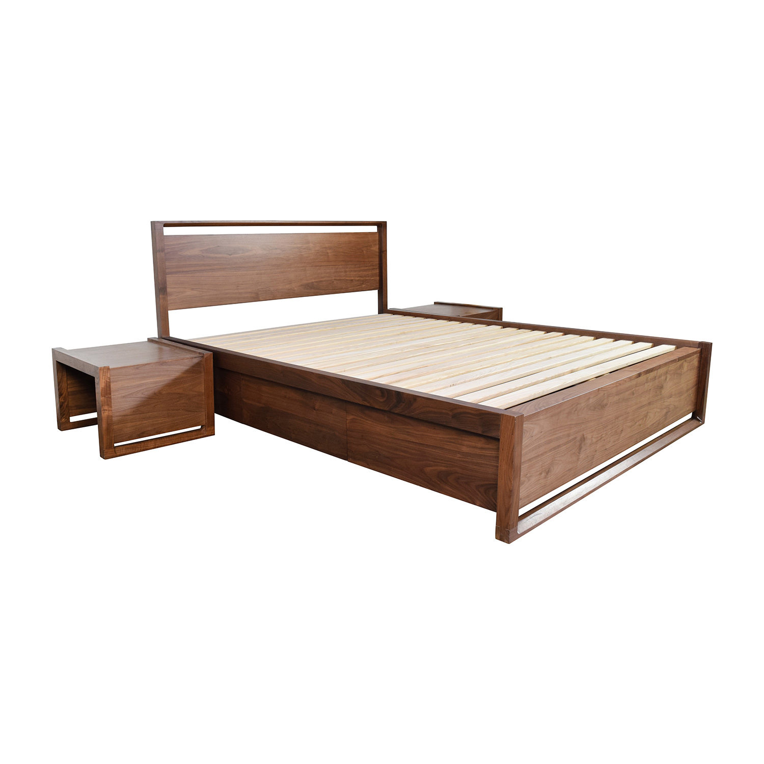 OFF Design Within Reach Design Within Reach Queen Bed Frame