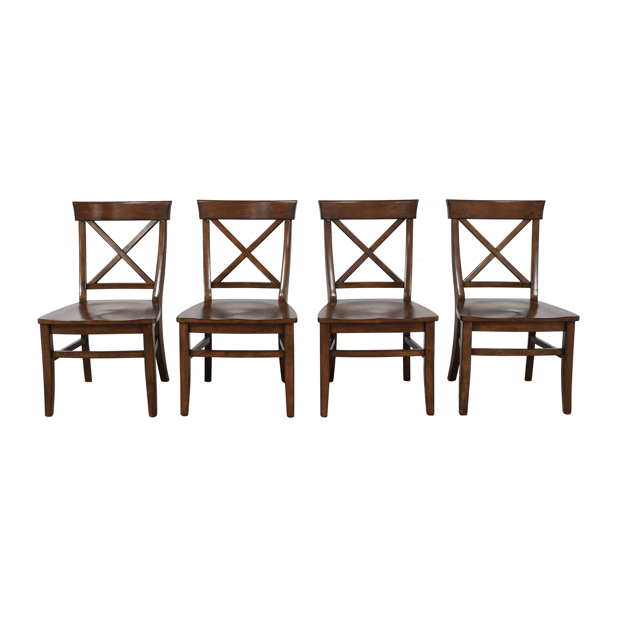 buy Pottery Barn Pottery Barn Aaron Dining Chairs online