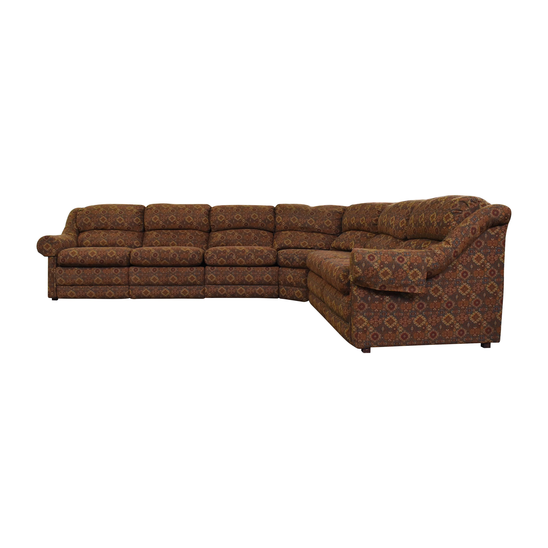 buy Bradington-Young Recliner Sectional Sofa Bradington-Young Sofas