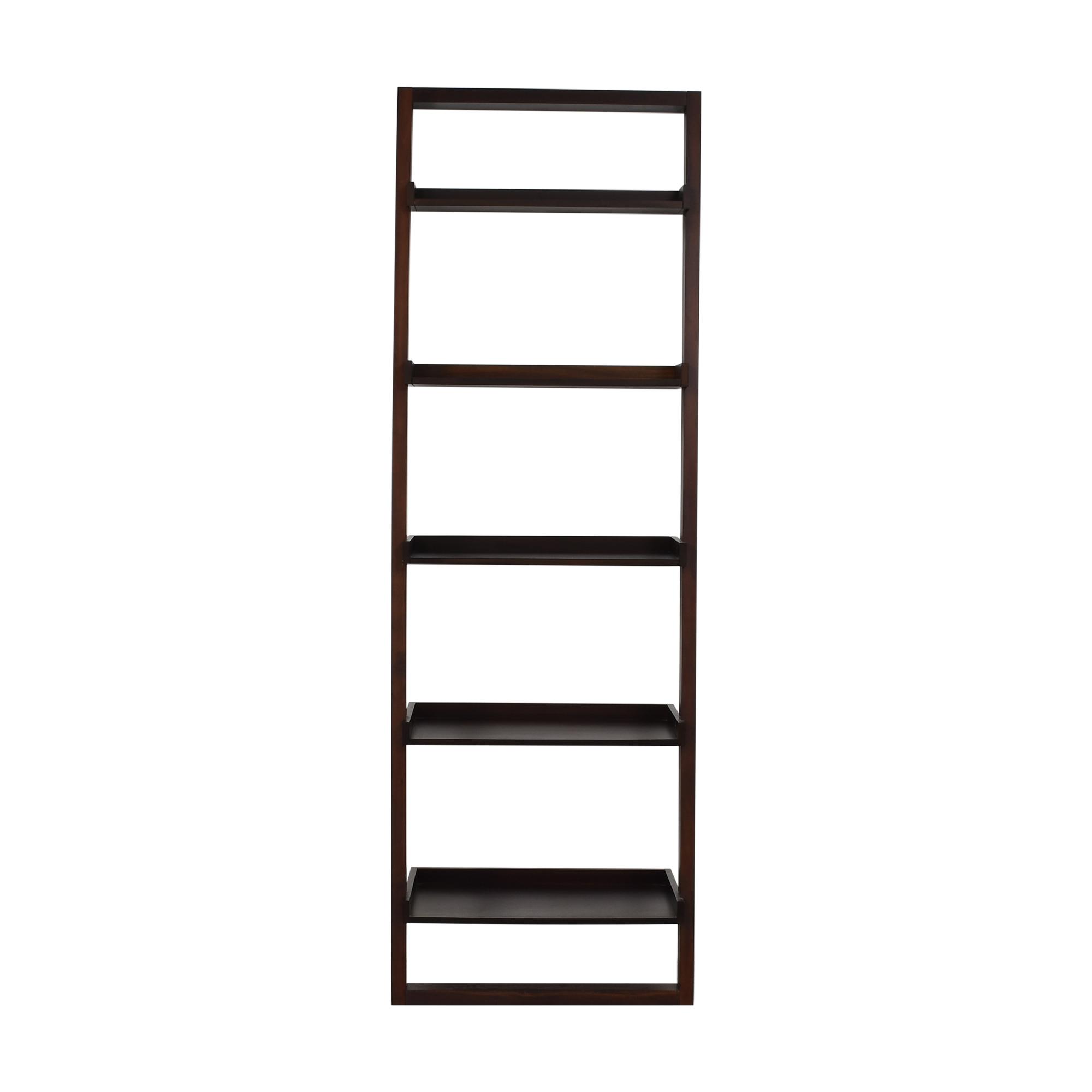 buy Crate & Barrel Crate & Barrel Leaning Bookshelf online