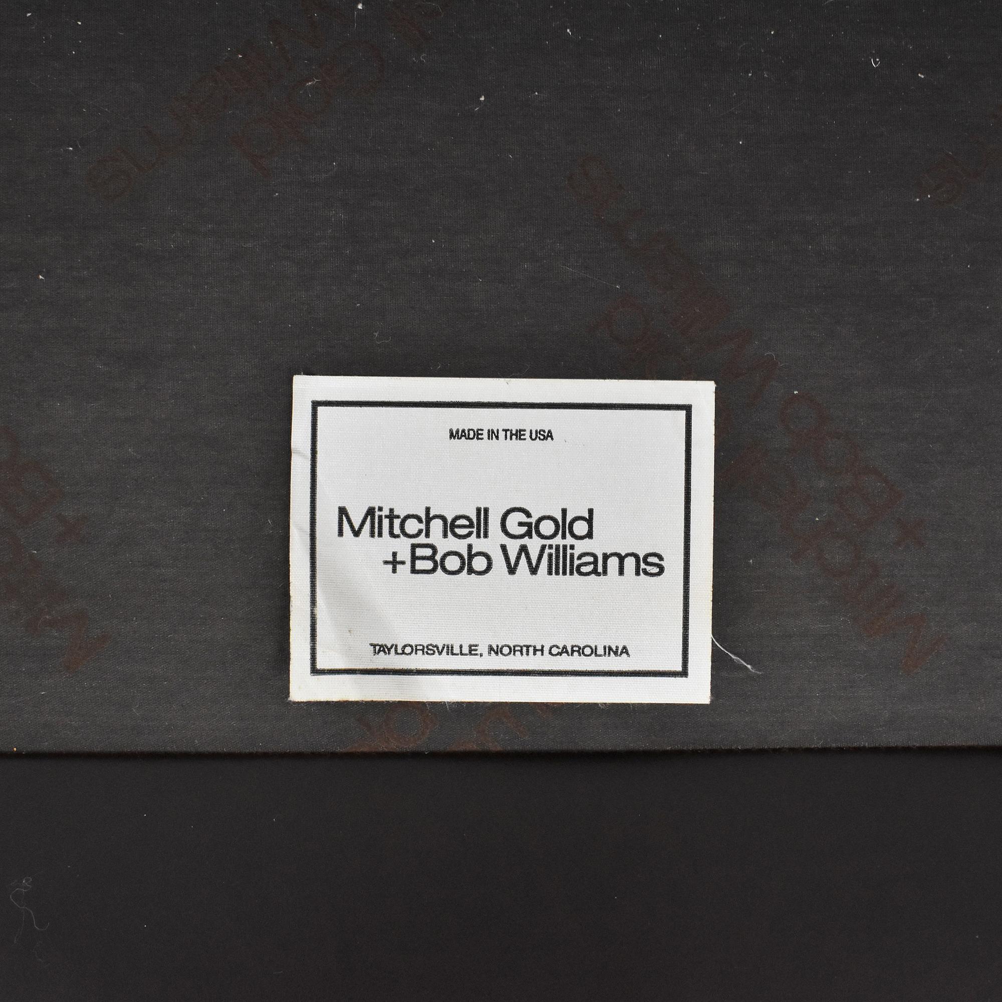 Mitchell Gold + Bob Williams  Mitchell Gold + Bob Williams Tasha Sofa nj