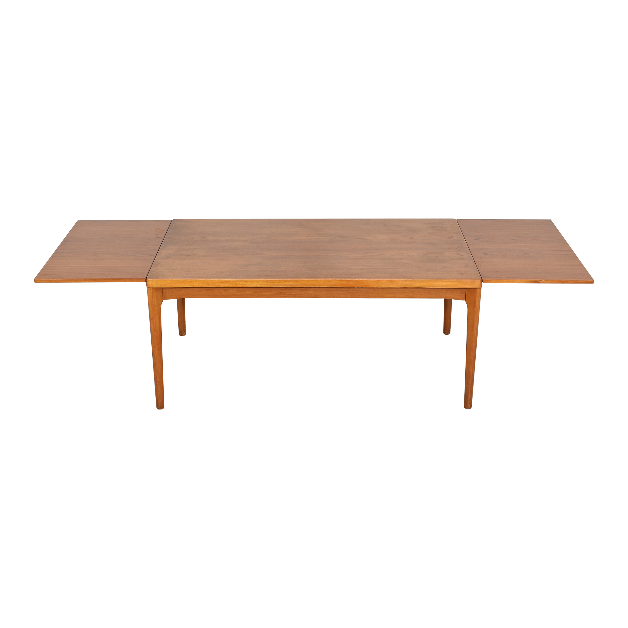 Danish-Style Modern Extending Dining Table / Tables
