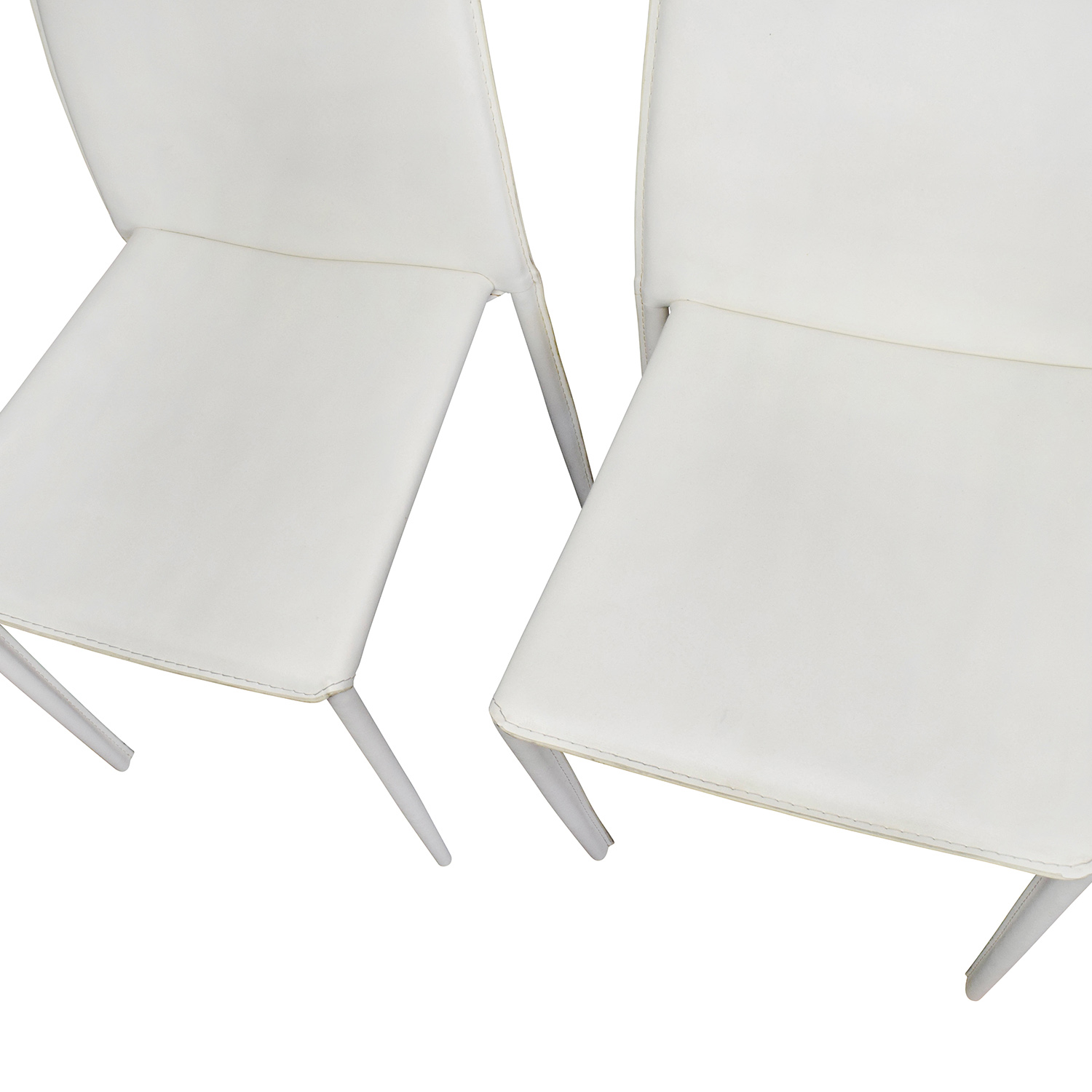 buy all modern white leather dining chairs all modern chairs.  off  all modern all modern white leather dining chairs  chairs