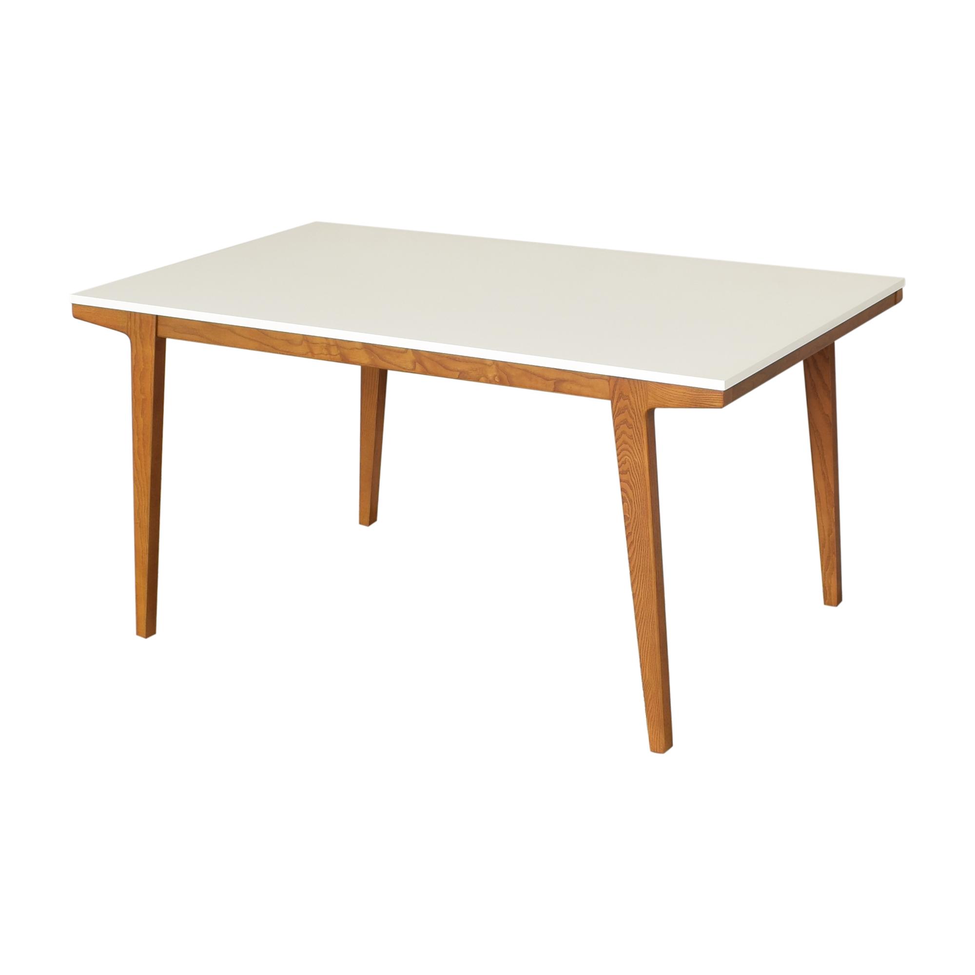West Elm Modern Dining Table sale