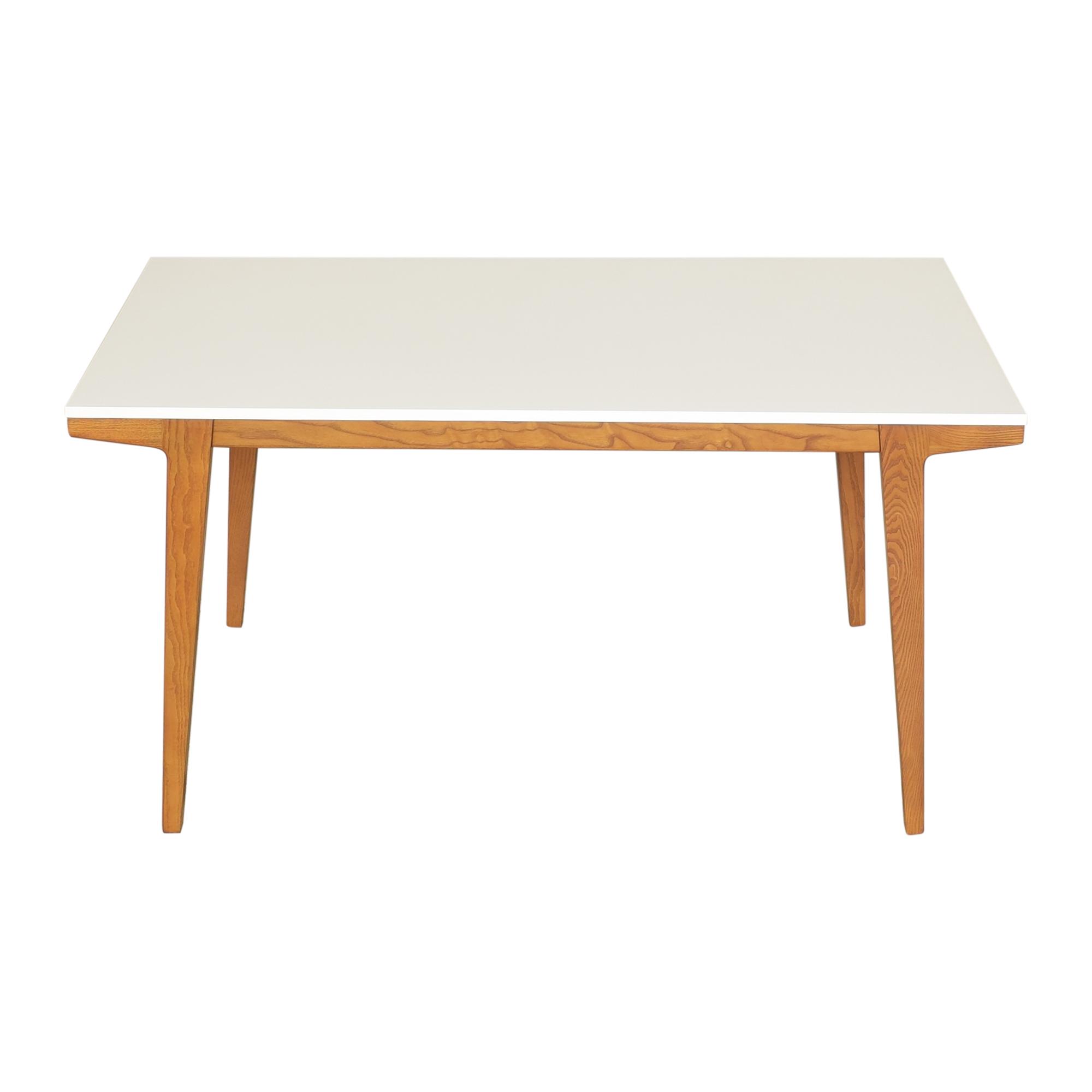 West Elm West Elm Modern Dining Table on sale