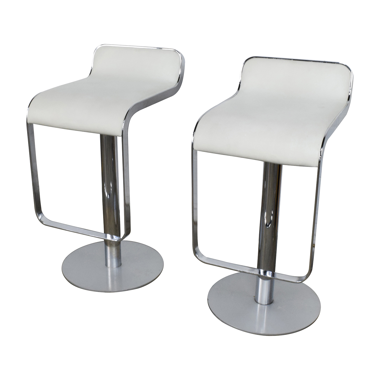 88 OFF All Modern All Modern White Leather Bar Stools  : all modern white leather bar stools second hand from www.furnishare.com size 1500 x 1500 jpeg 250kB