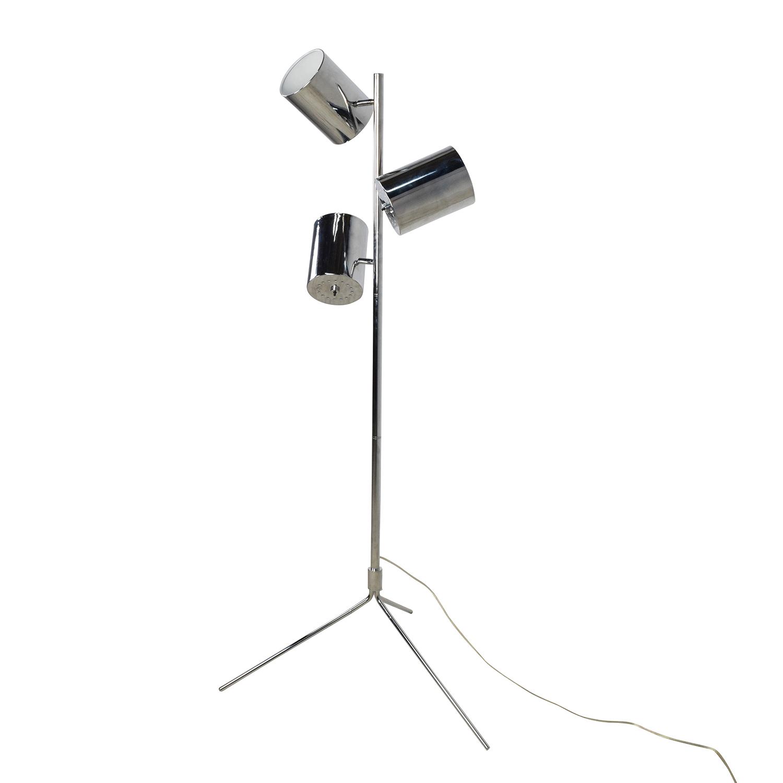 60 off cb2 cb2 tripel floor lamp decor for Cb2 lamp pool floor lamp