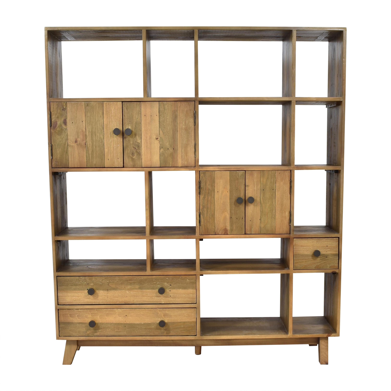 Kosas Home Kosas Home Geometric Bookcase nyc