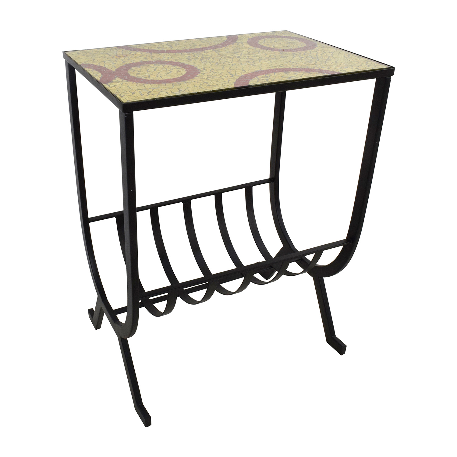 ... Pier 1 Mosaic Magazine Accent Table Price ...