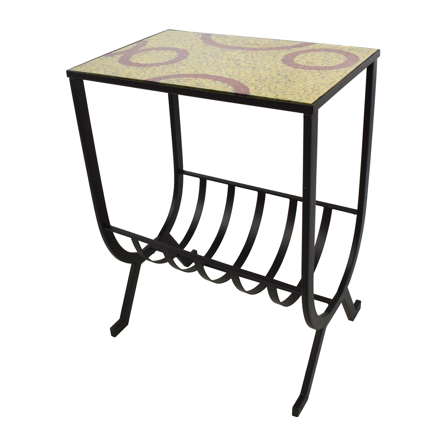 54 Off Pier 1 Mosaic Magazine Accent Table Tables