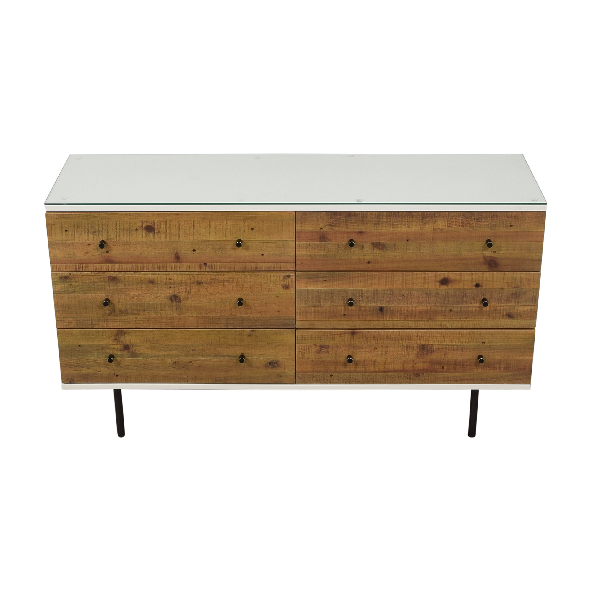 West Elm West Elm Reclaimed Six Drawer Dresser price