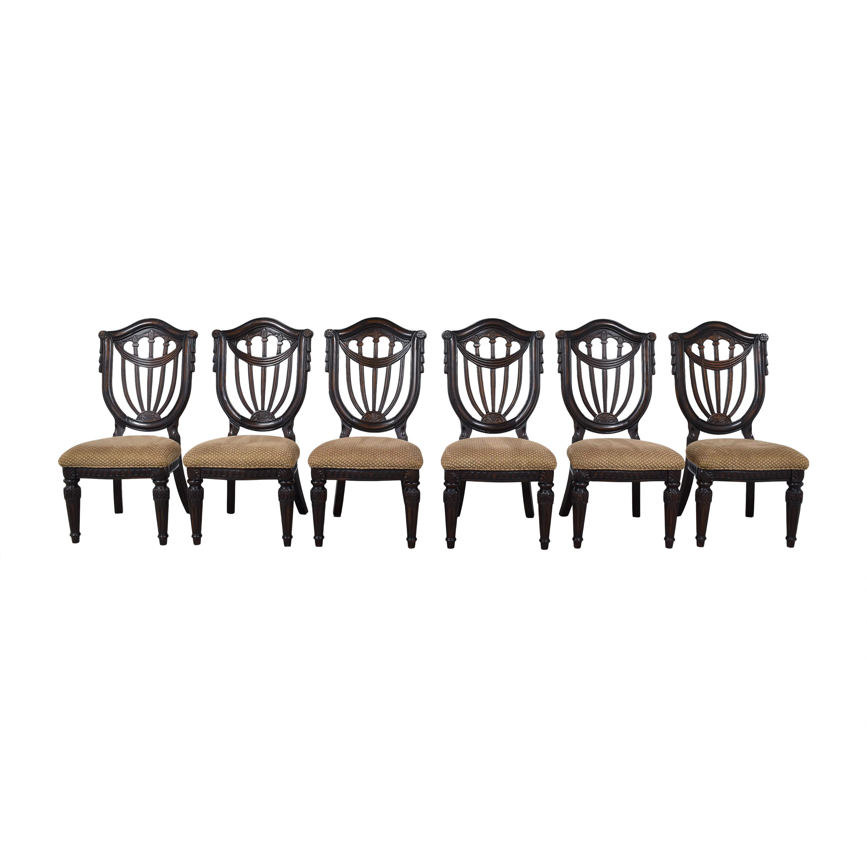 Raymour & Flanigan Raymour & Flanigan Bradford Heights Dining Side Chairs price