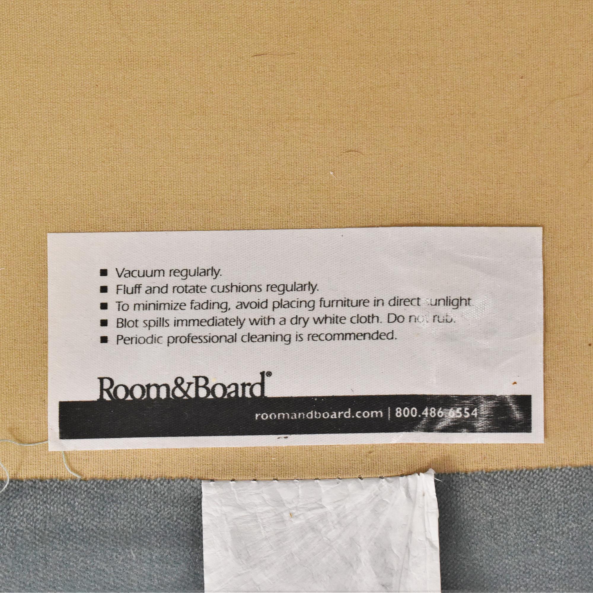 buy Room and Board Slope Arm Sofa Room & Board
