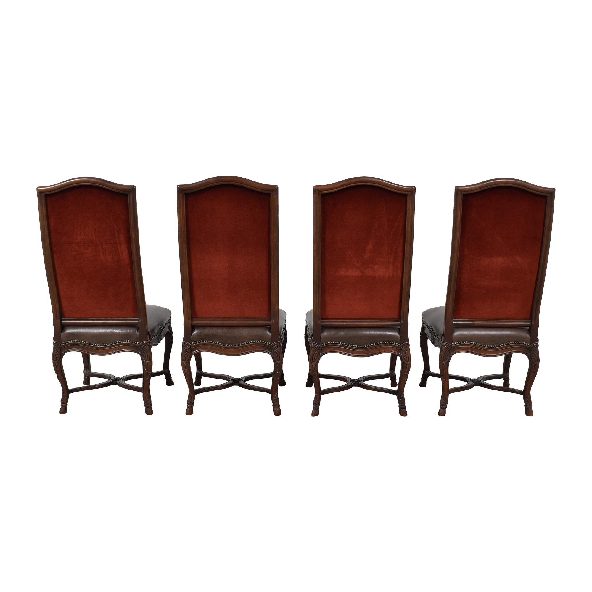 Safavieh Safavieh High Back Formal Dining Chairs pa