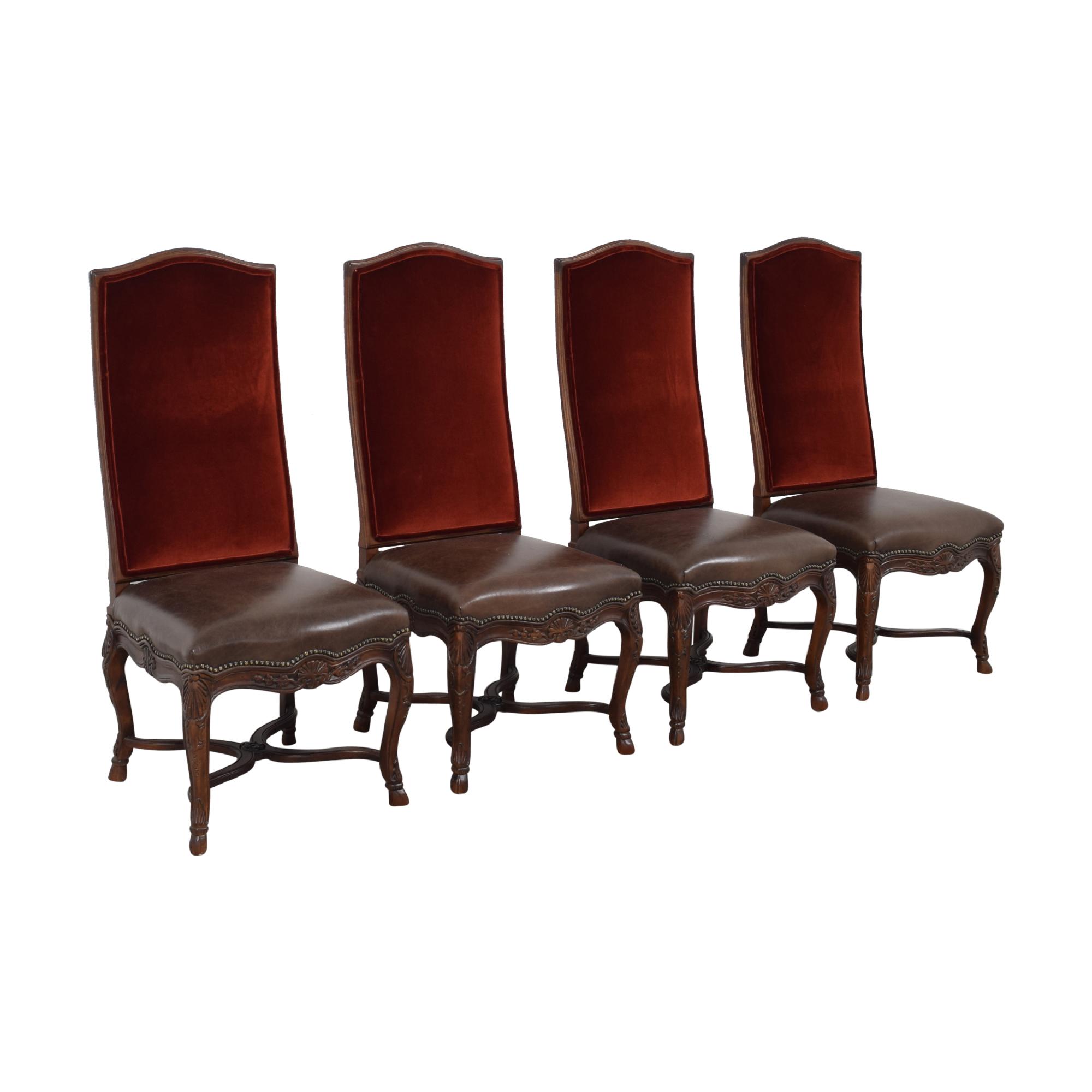 Safavieh Safavieh High Back Formal Dining Chairs ma