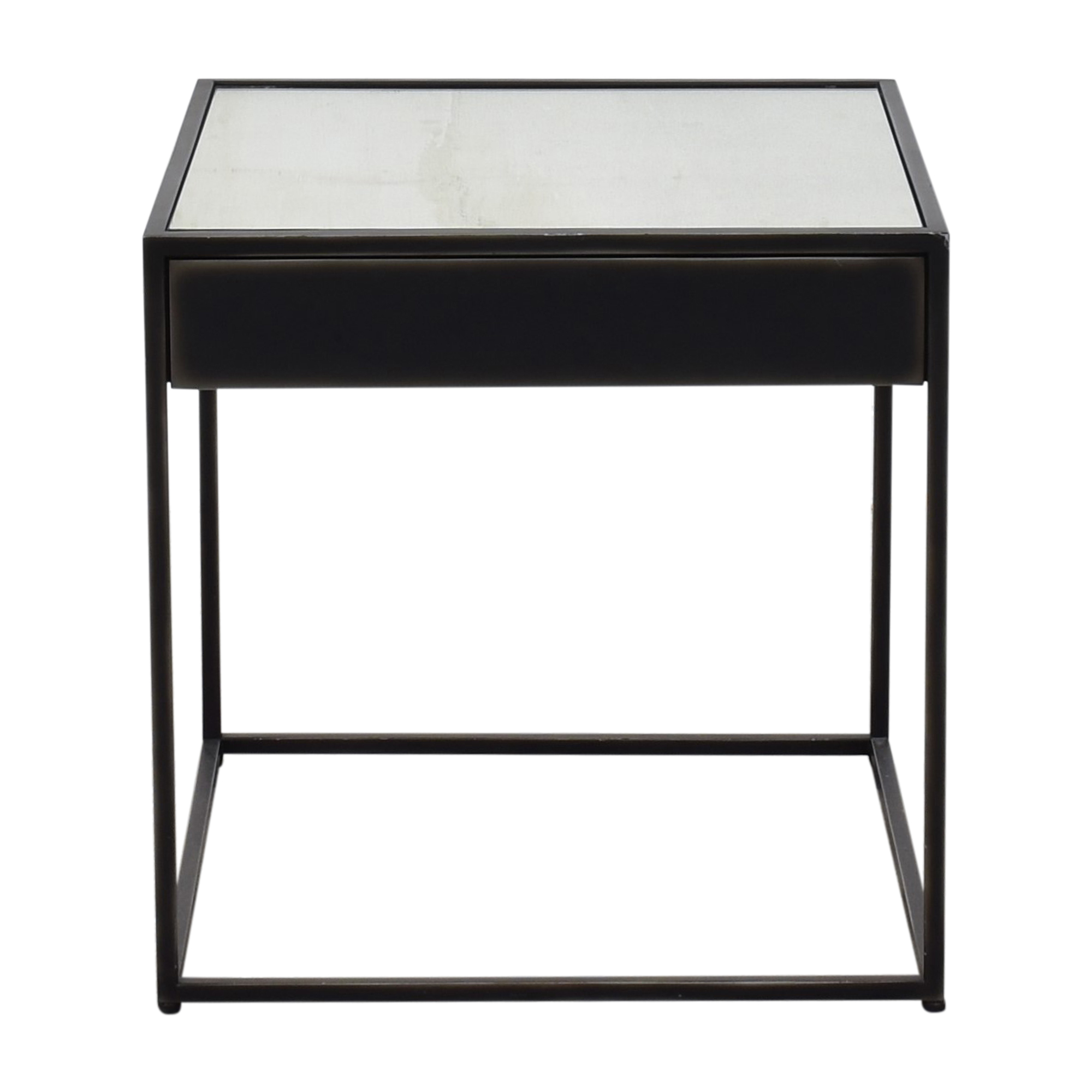 Restoration Hardware Restoration Hardware Gramercy Side Table pa