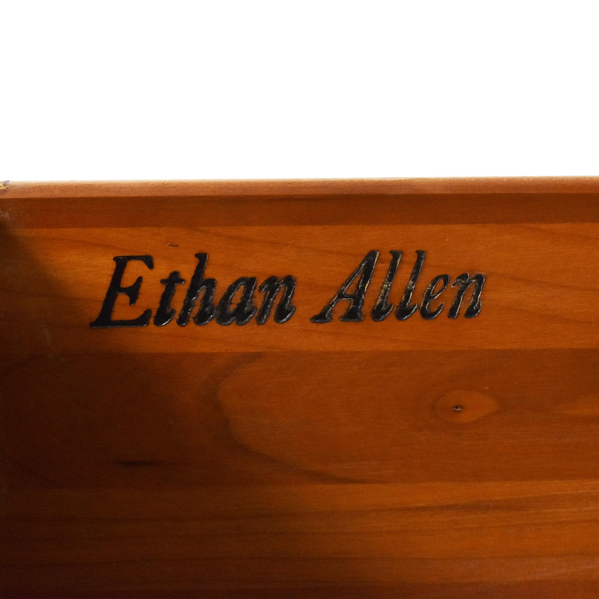 Ethan Allen Ethan Allen Sheffield Georgian Court Bookcase nyc