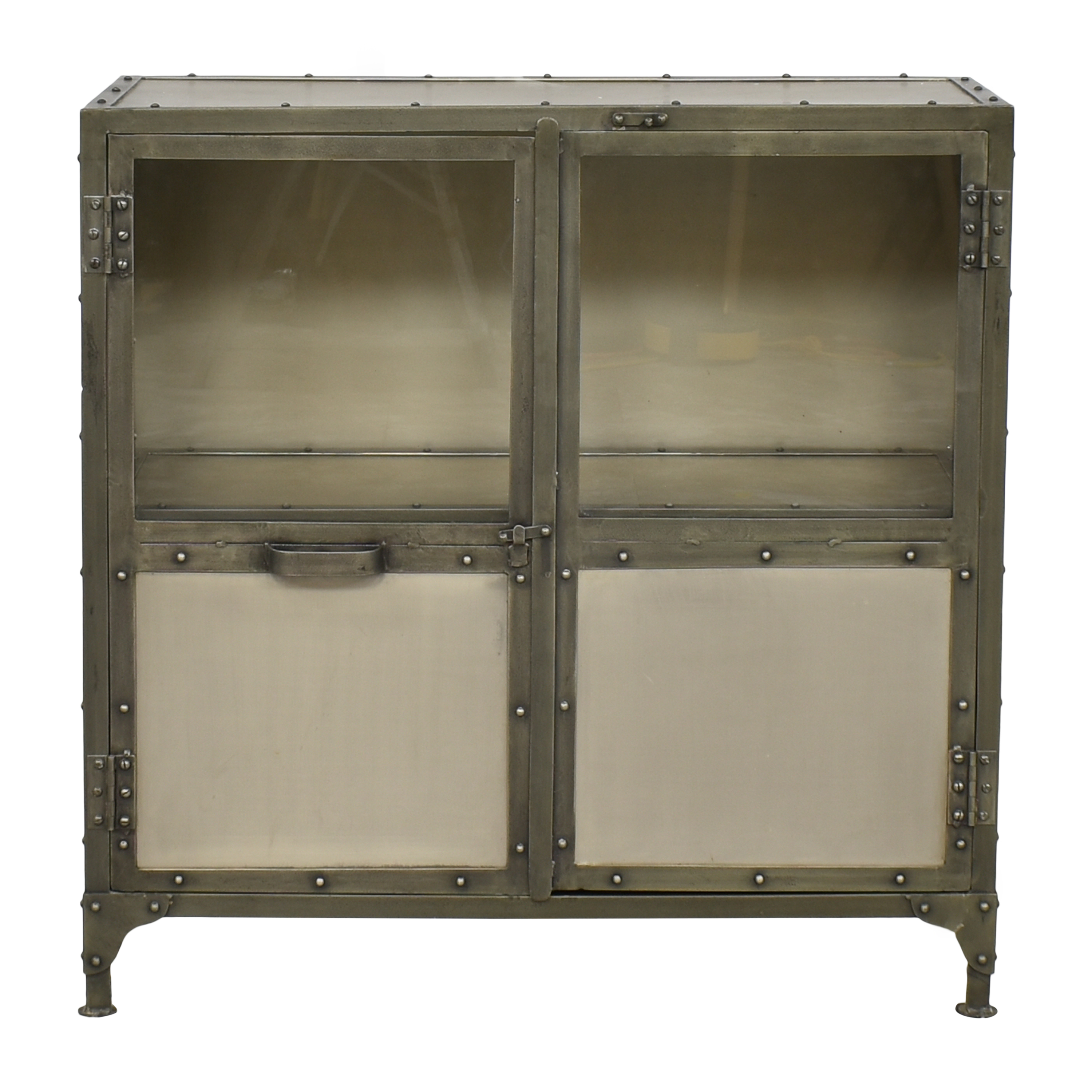 Four Hands Element Collection Industrial Sideboard  Four Hands