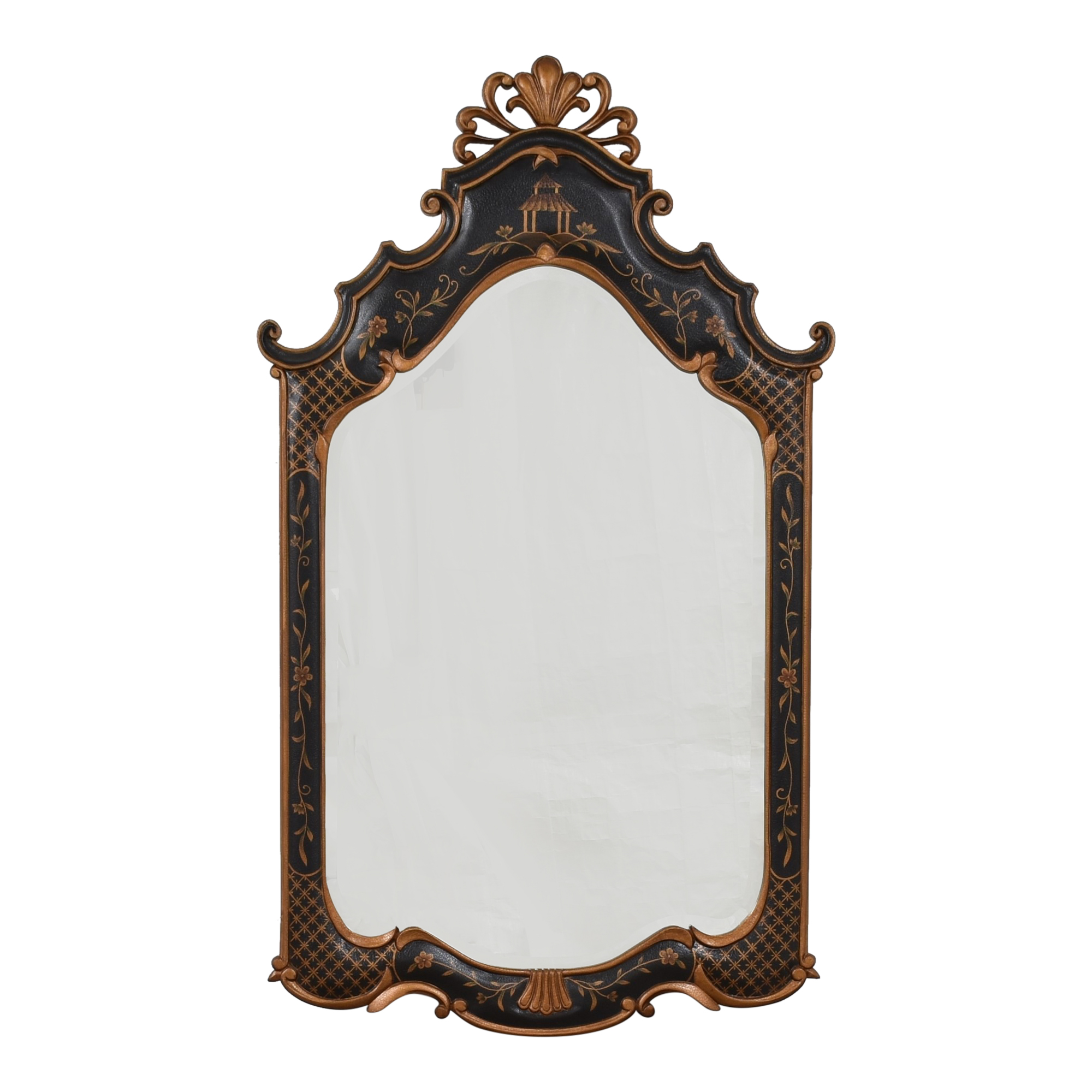 Decorative Carved Frame Wall Mirror / Mirrors