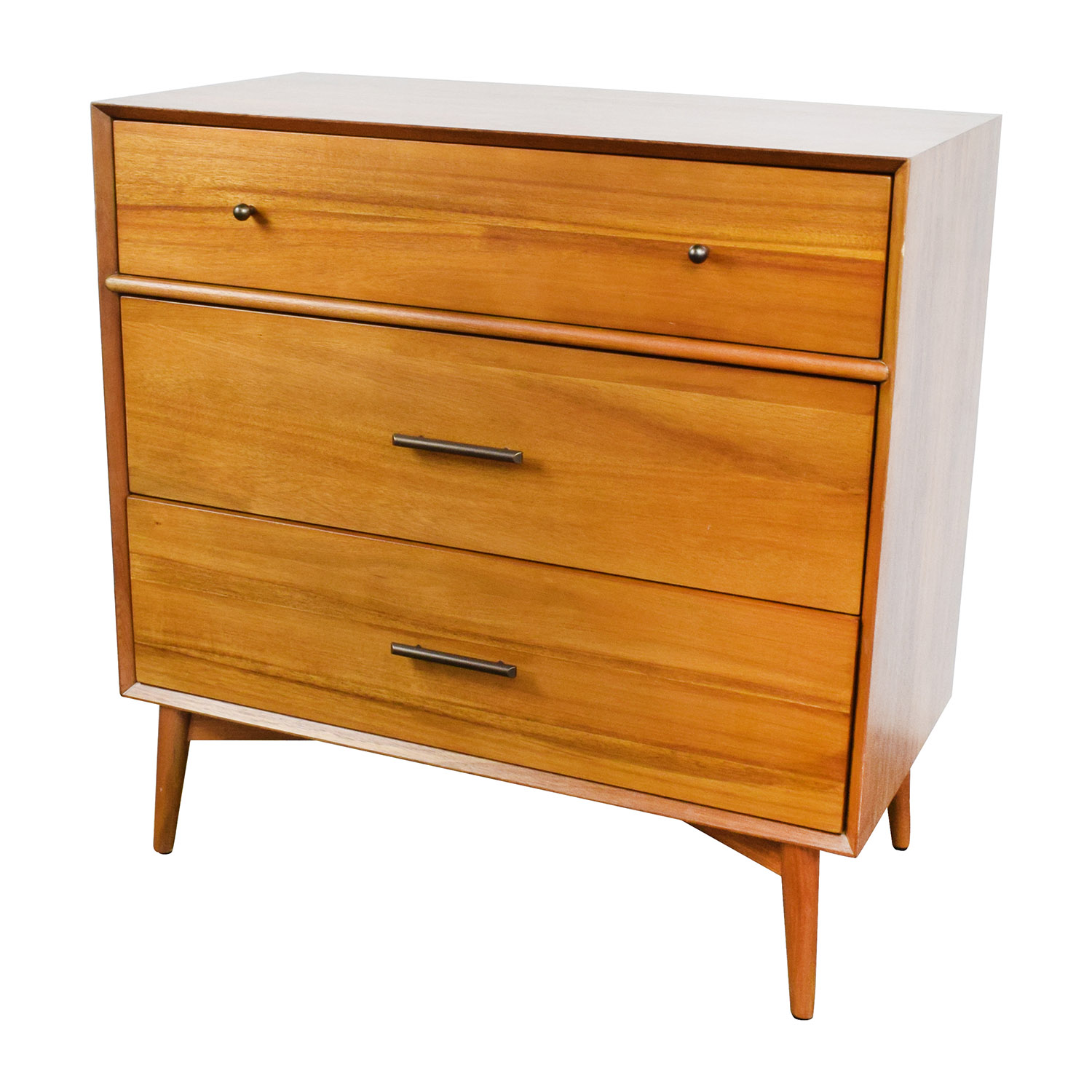 39 Off West Elm West Elm Mid Century 3 Drawer Dresser