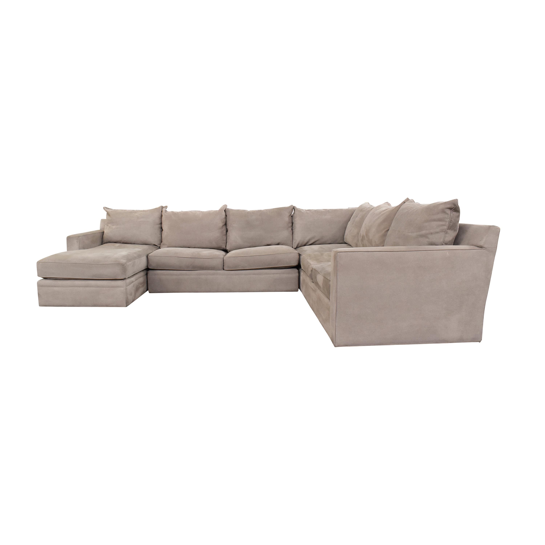 Room & Board Room & Board U Shaped Sectional Sofa for sale