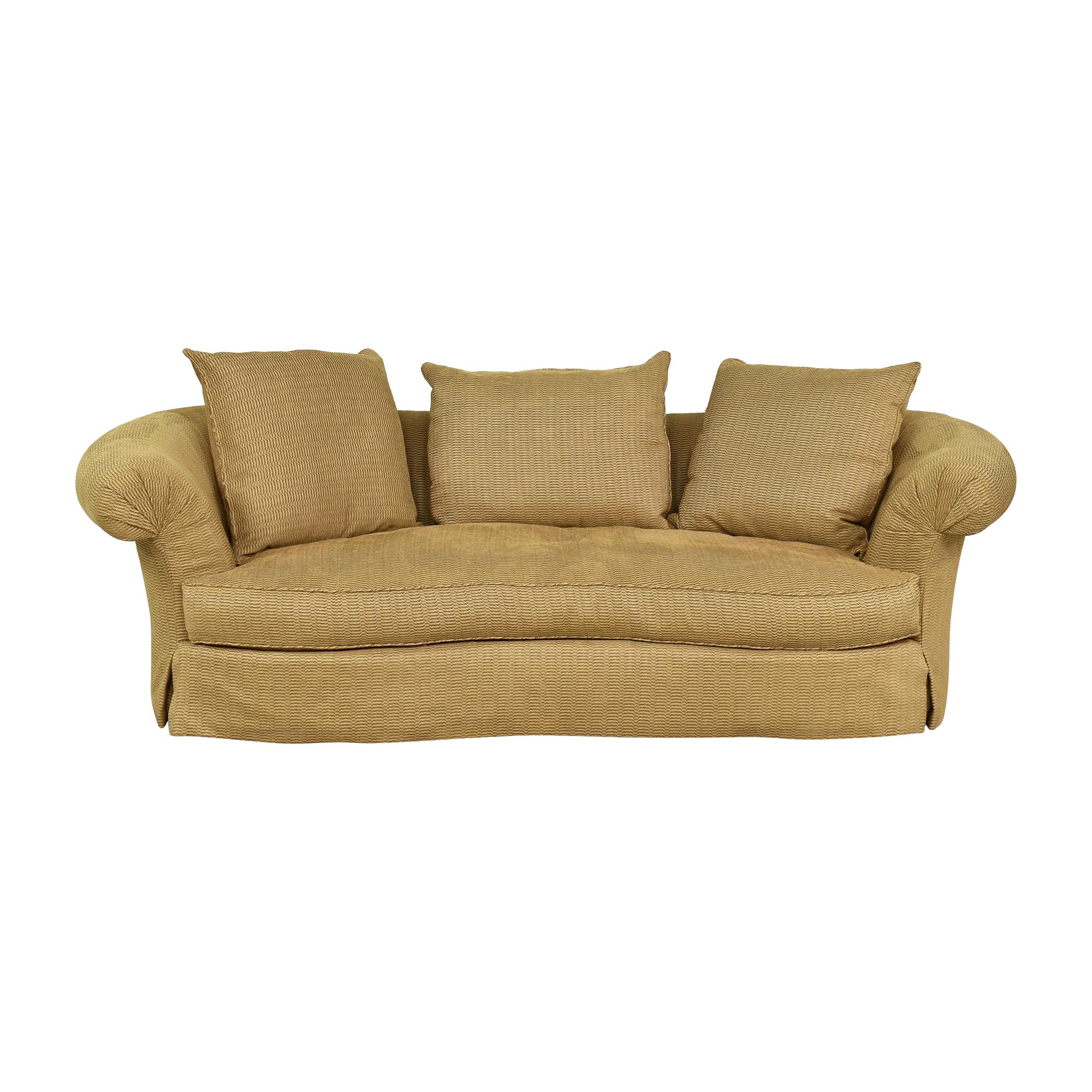 Henredon Conversation Sofa / Sofas