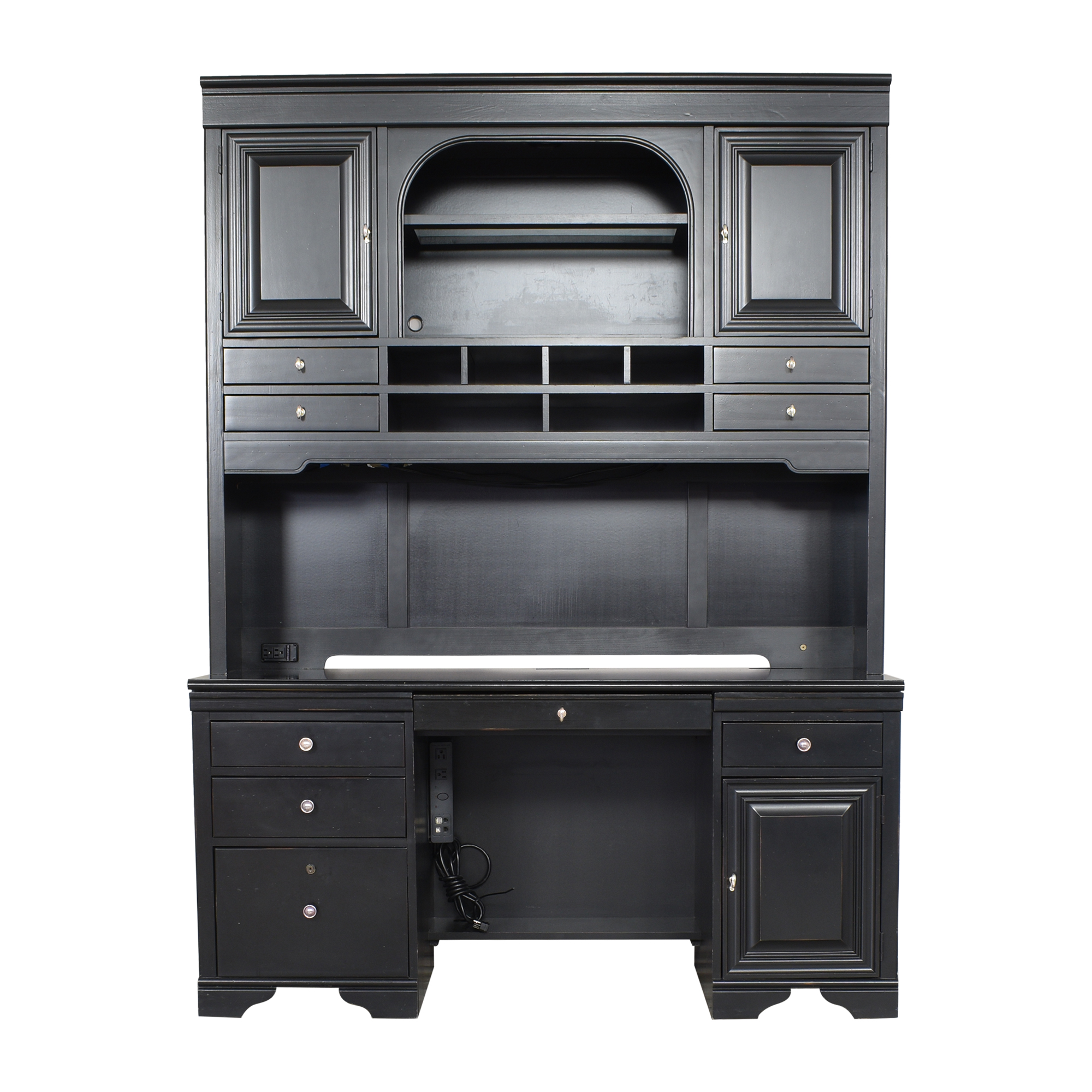 Stanley Furniture Louis Louis Desk and Hutch / Tables