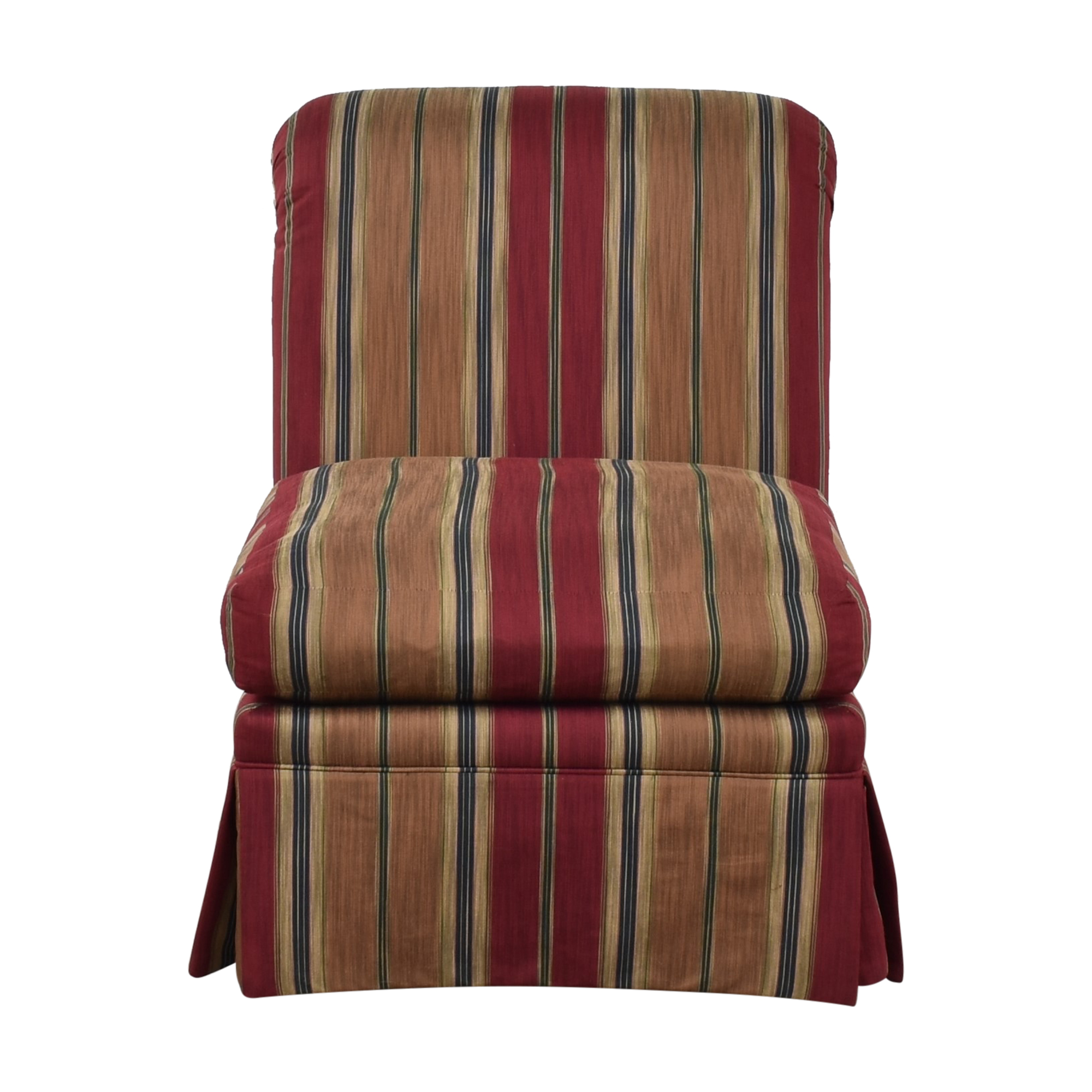 J. Royale Furniture J. Royale Furniture Upholstered Armless Chair price