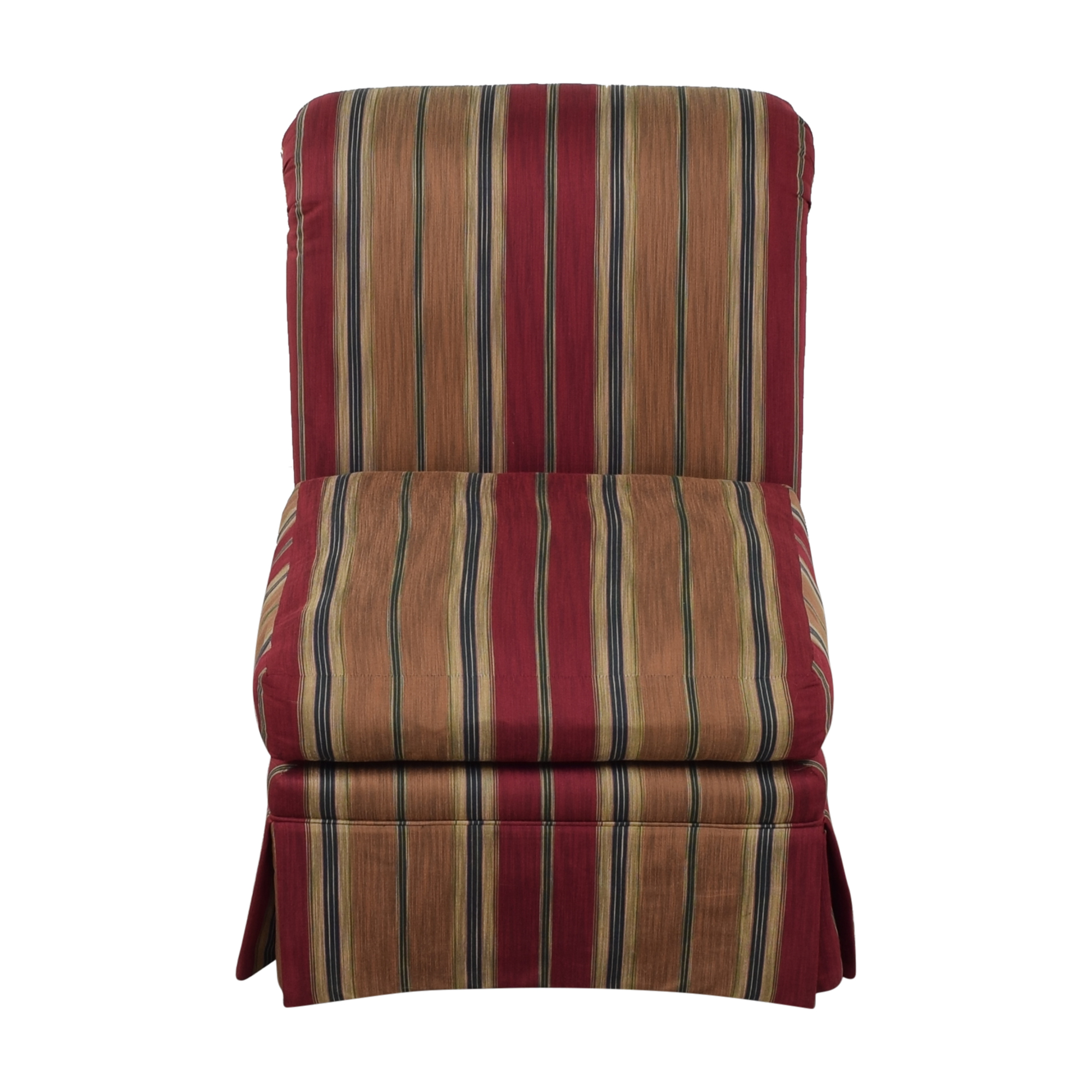 buy J. Royale Furniture Upholstered Armless Chair J. Royale Furniture Dining Chairs