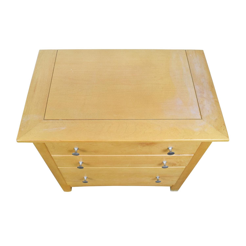 ... Stanley Furniture Maple Wood Nightstands Sale