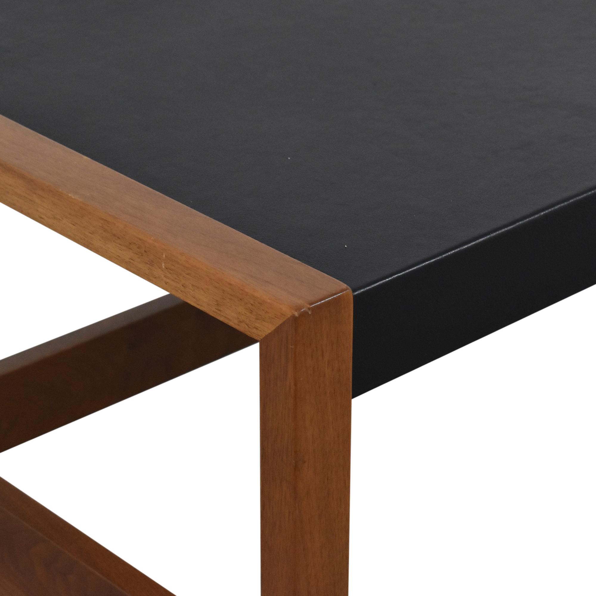 buy Design Within Reach Risom Desk Design Within Reach Home Office Desks