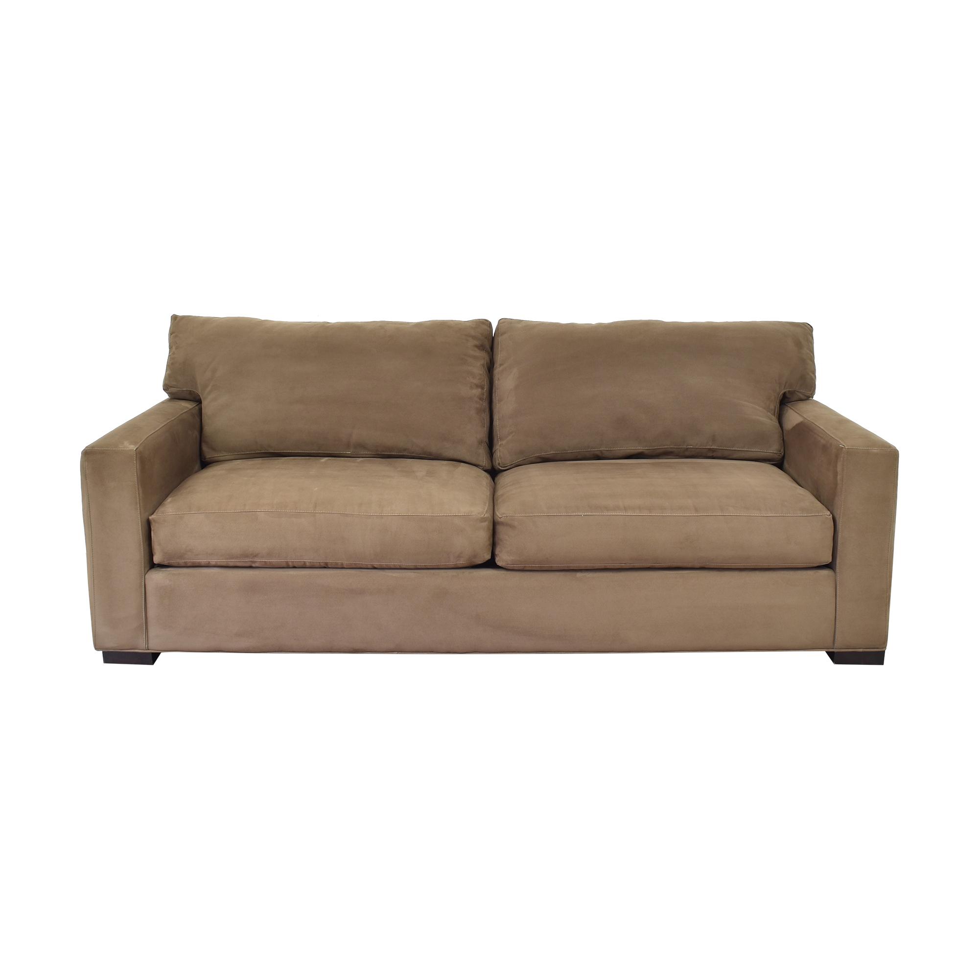 Crate & Barrel Crate & Barrel Axis Two-Seat Sofa nyc