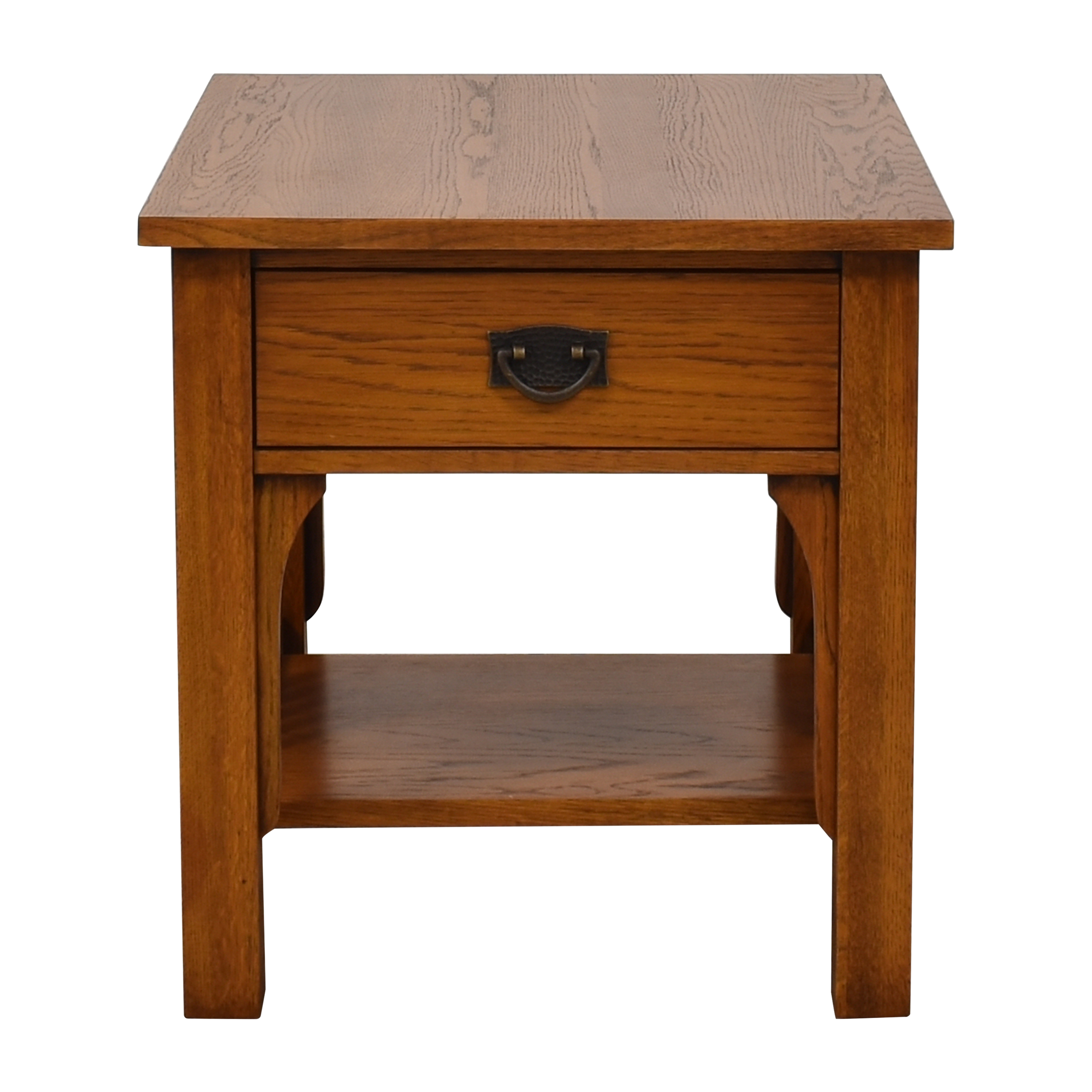 Thomasville Thomasville Impressions Mission-Style End Table second hand