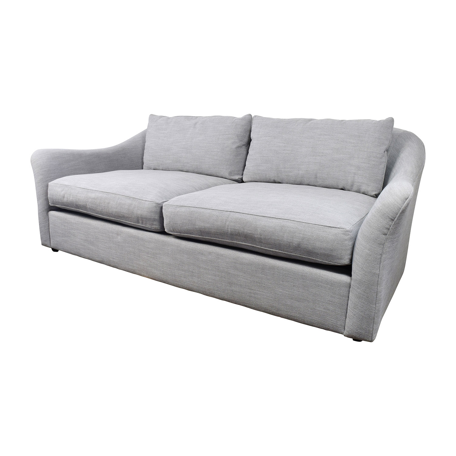 30 OFF West Elm Delaney Sofa West Elm Delaney Grey Sofa Sofas
