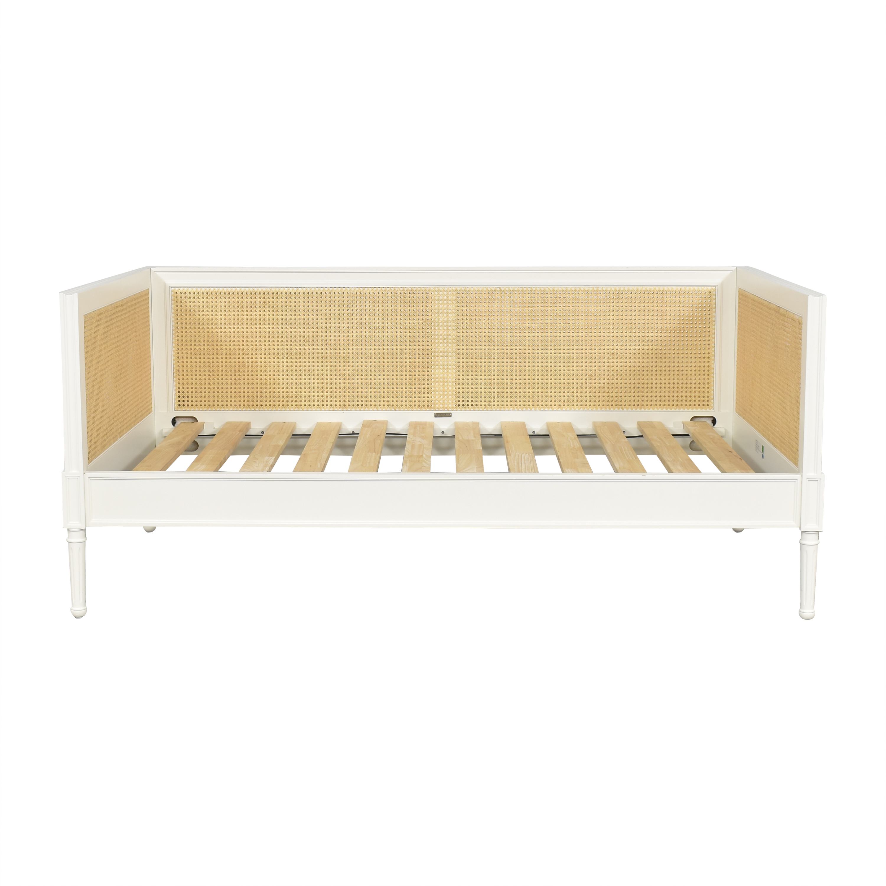 Serena & Lily Harbour Cane Twin Daybed / Beds