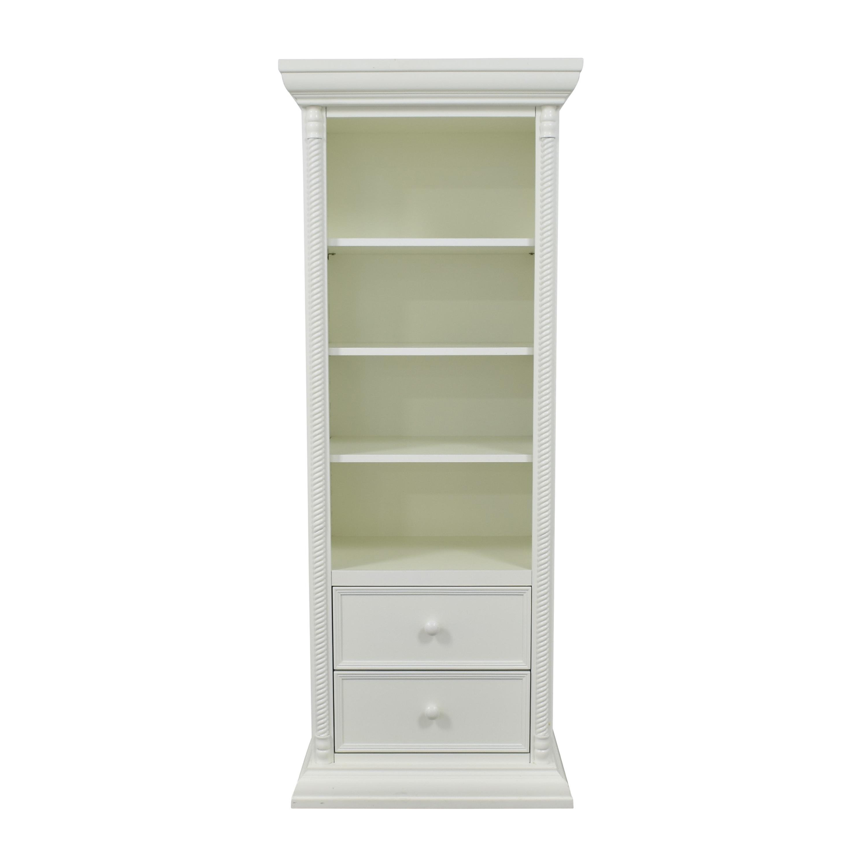 shop Bellini Domani Bookshelf with Drawers Bellini Bookcases & Shelving