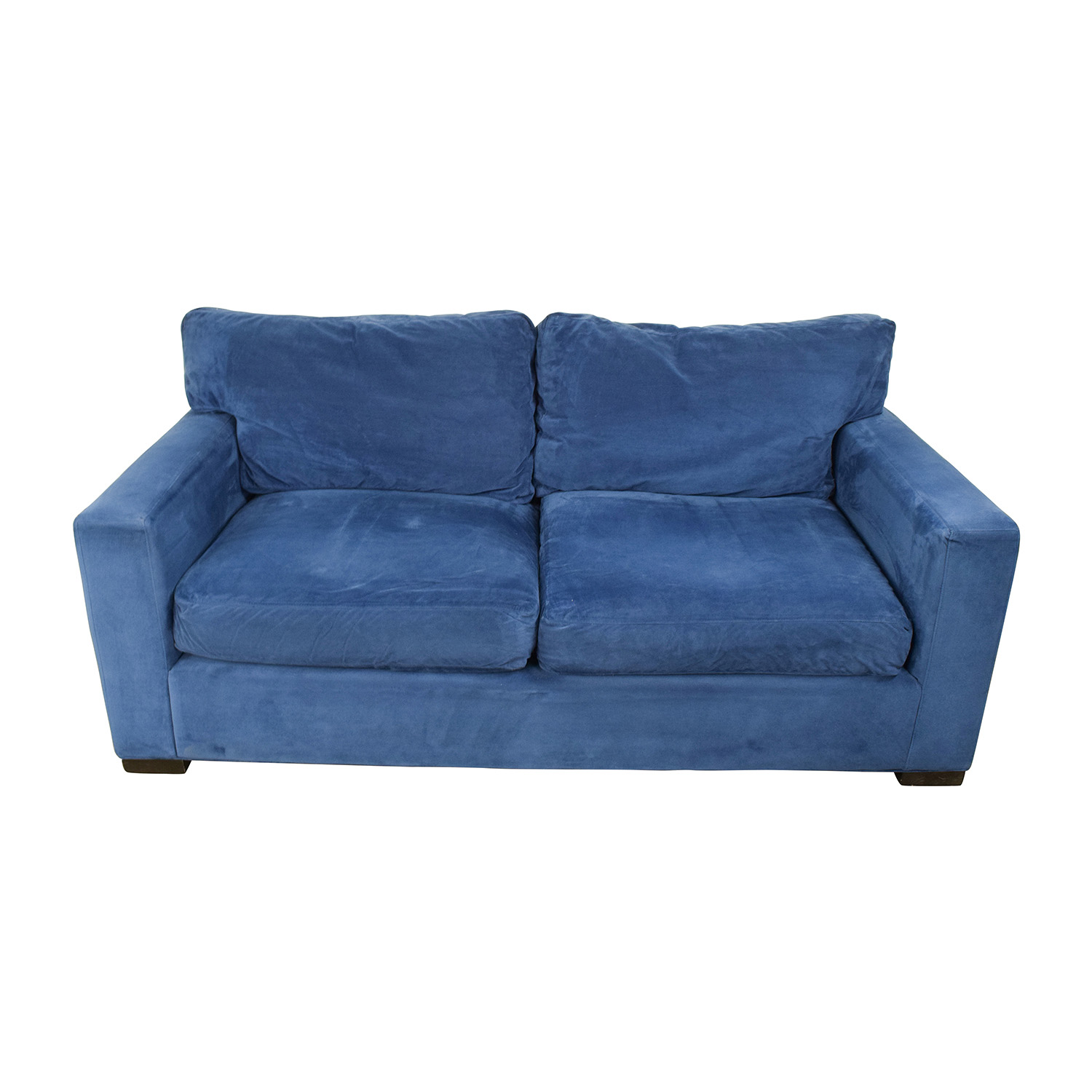 Crate and Barrel Crate & Barrel Axis Two-Seater Sofa