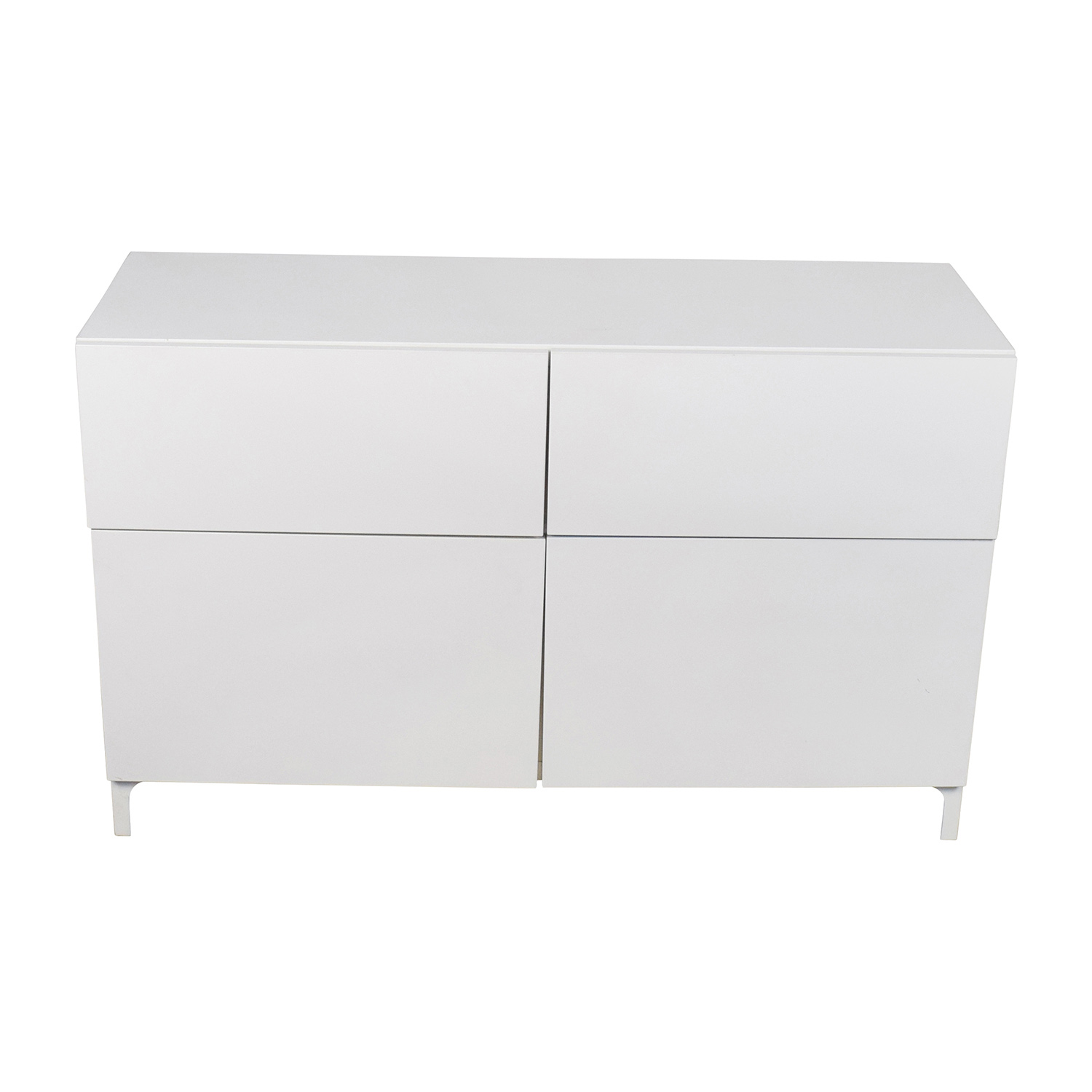 white sideboard cabinet ikea hemnes dresser white stain ikea use instead of sideboard is
