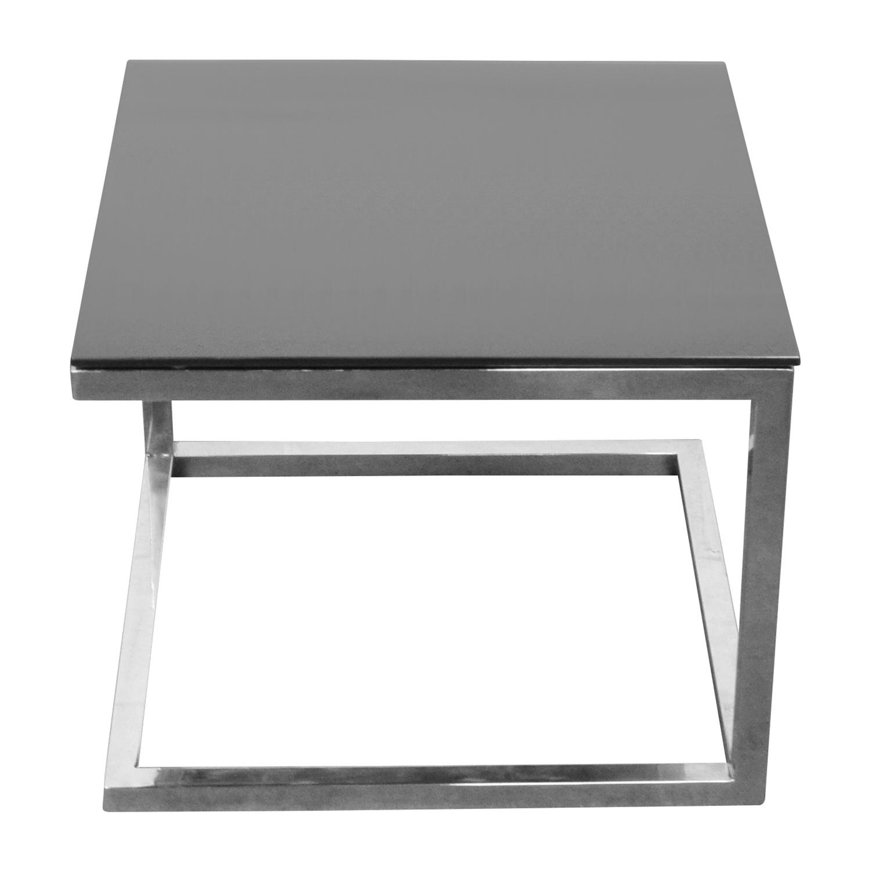 Modani Modani Glass Bedside Table for sale