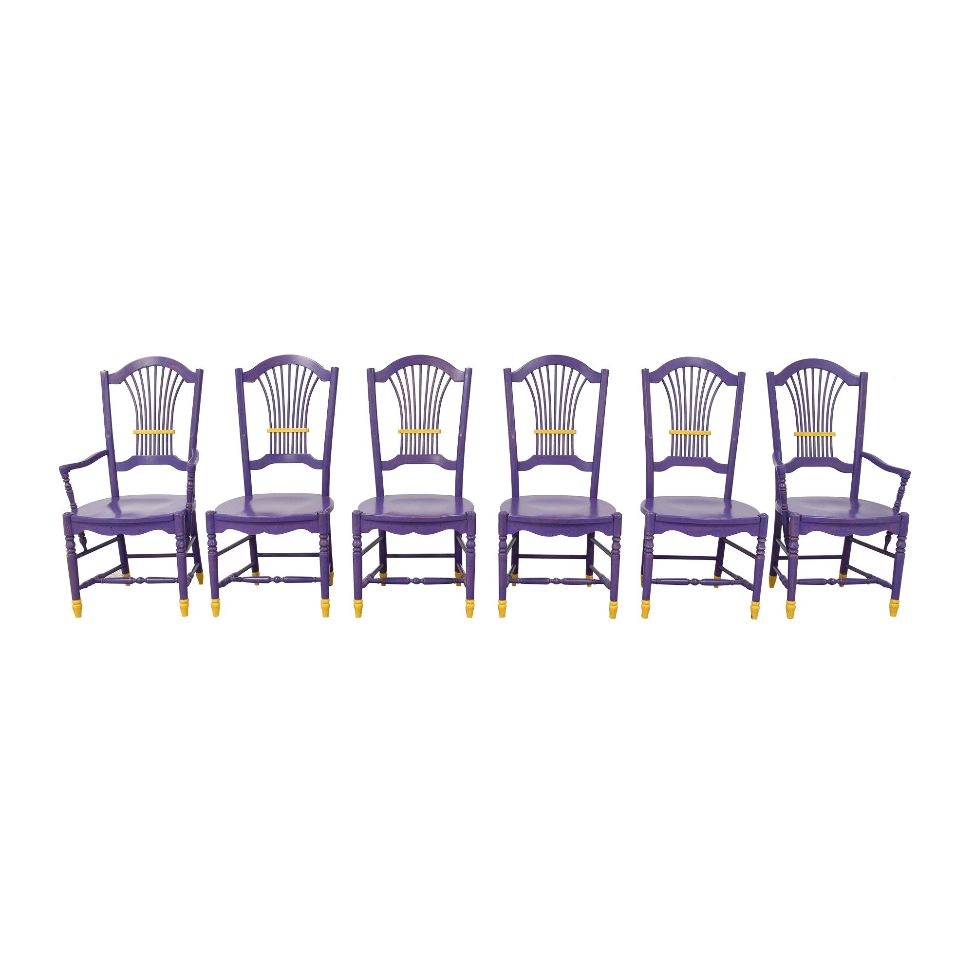 buy French Country Wheat Back Dining Side Chairs  Dining Chairs