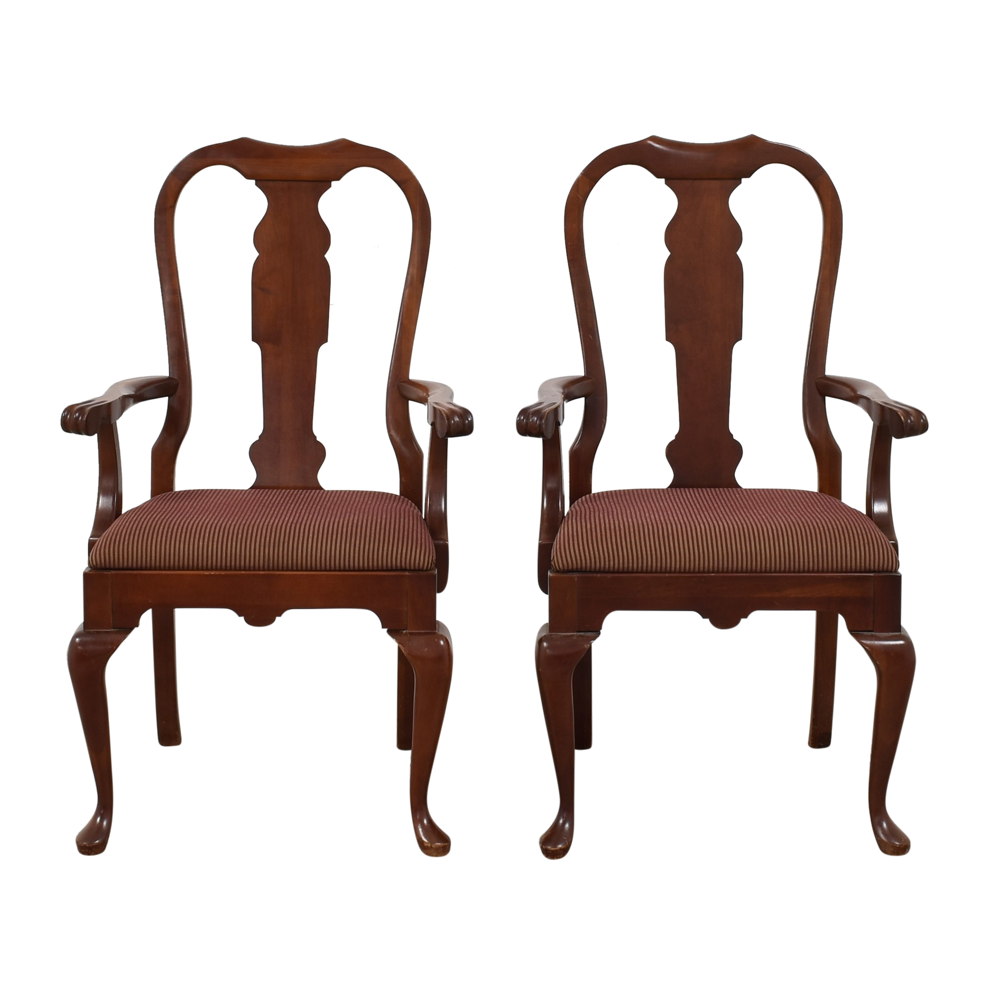 buy Pennsylvania House Queen Anne Dining Arm Chairs Pennsylvania House Chairs