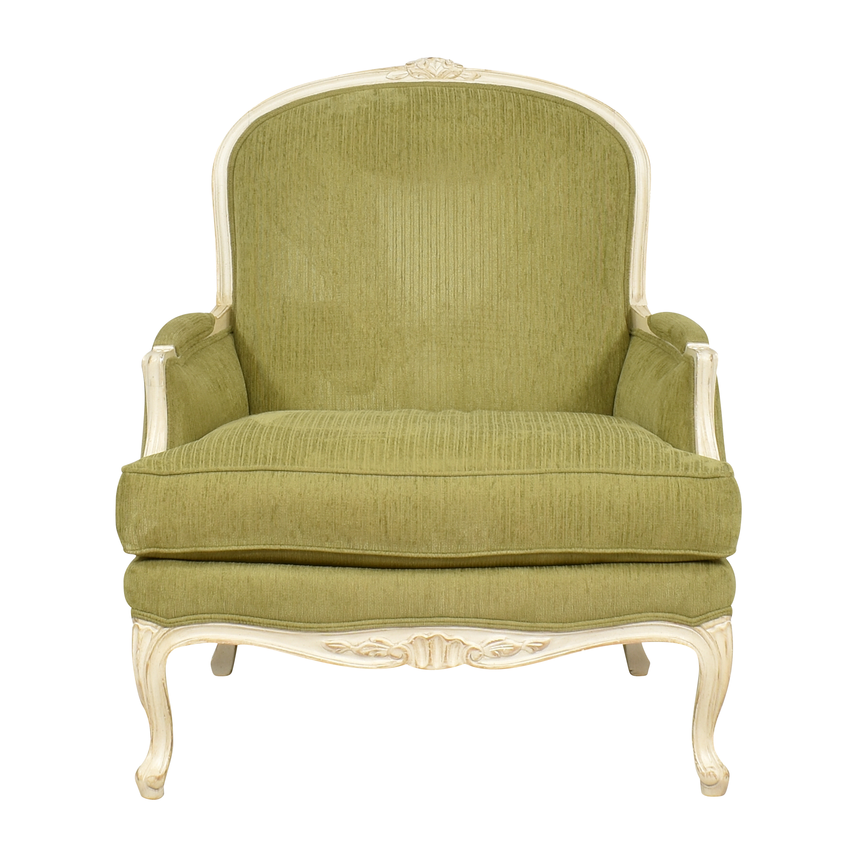 Ethan Allen Ethan Allen Upholstered Accent Chair used