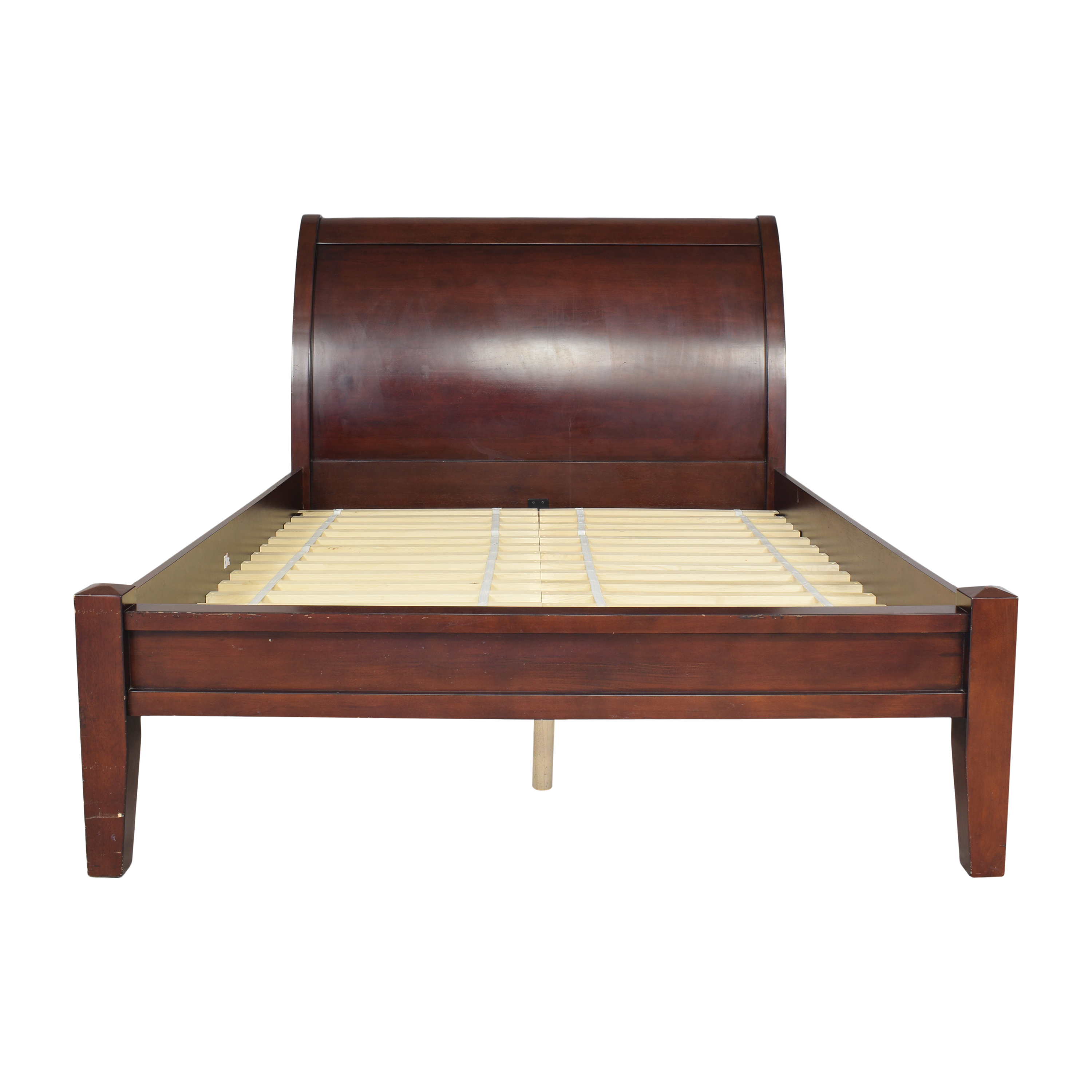 Pottery Barn Pottery Barn Valencia Queen Sleigh Bed second hand