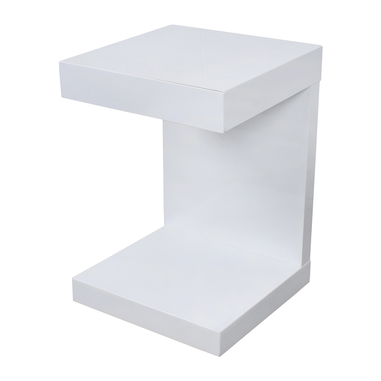 78 Off Sunpan Allmodern Sunpan Modern Home White